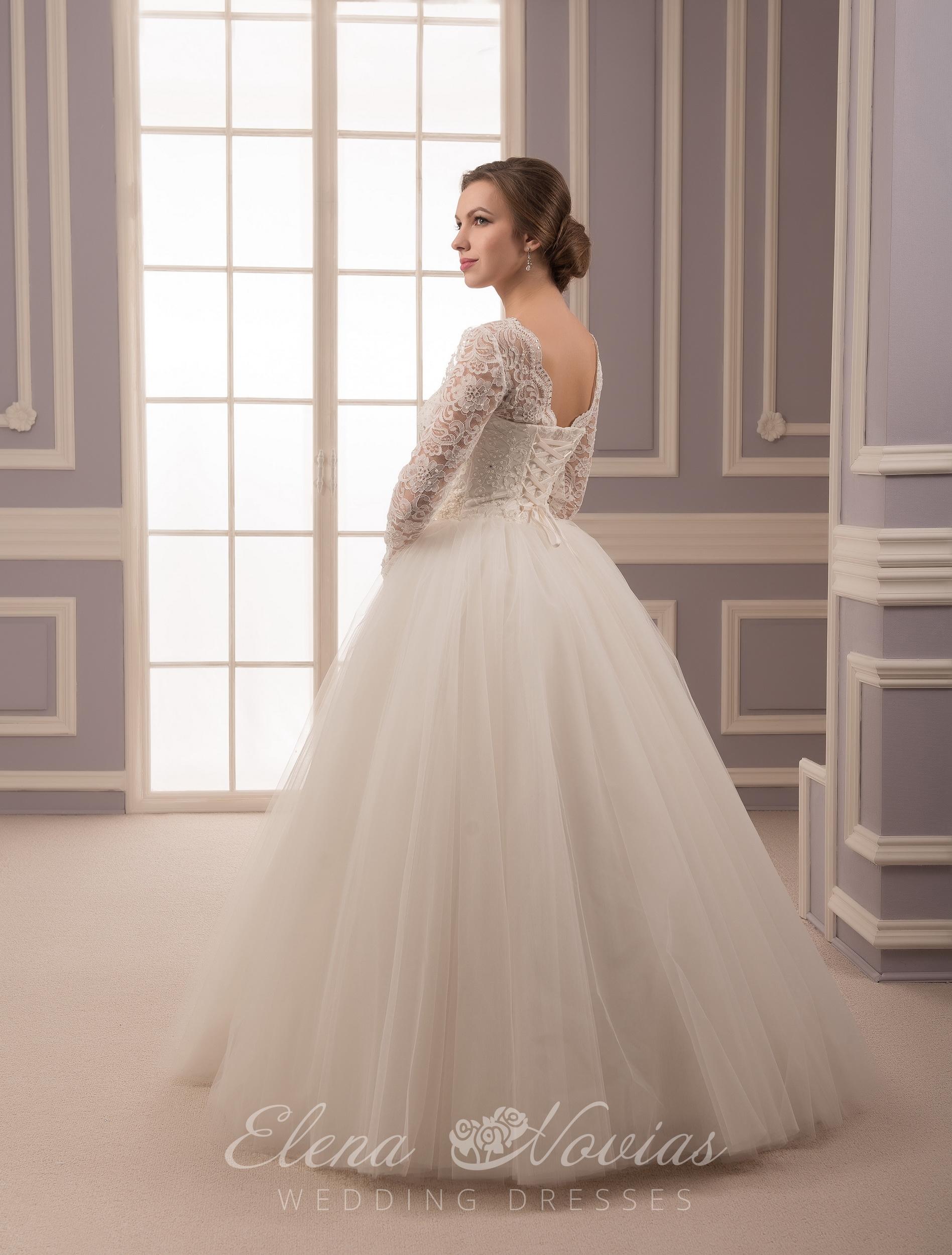 Свадебное платье оптом 113