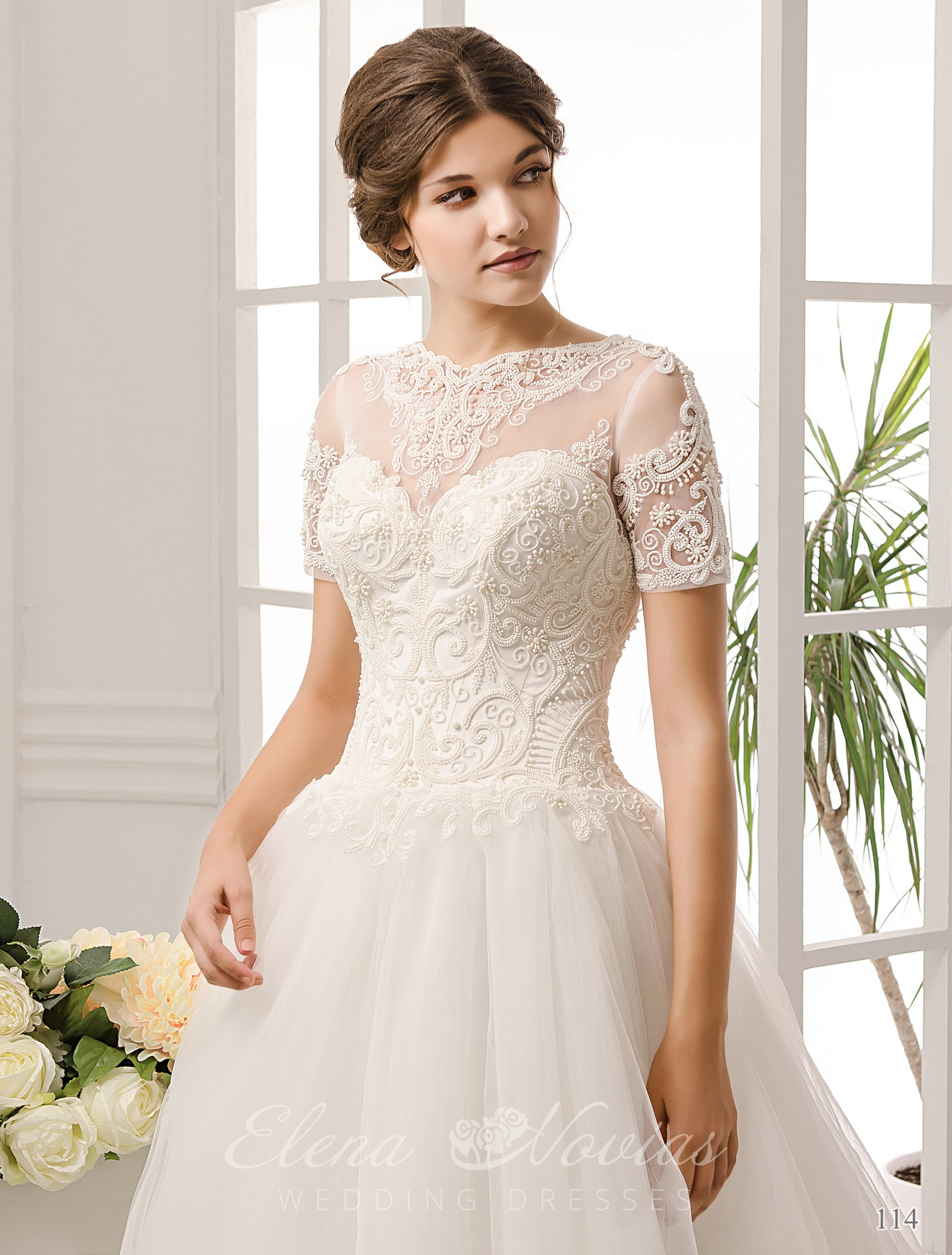 Wedding dress wholesale 114