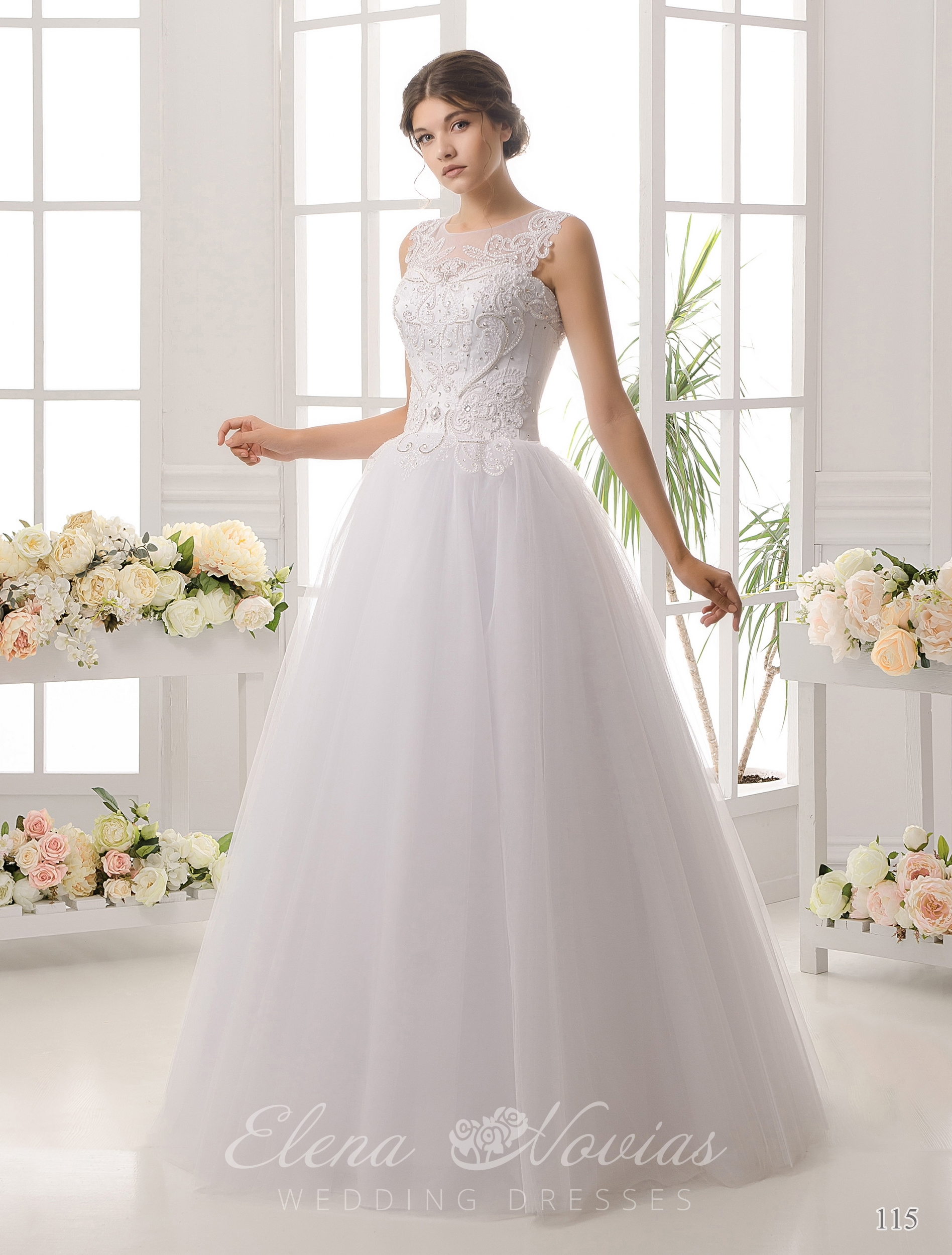 Wedding dress wholesale 115