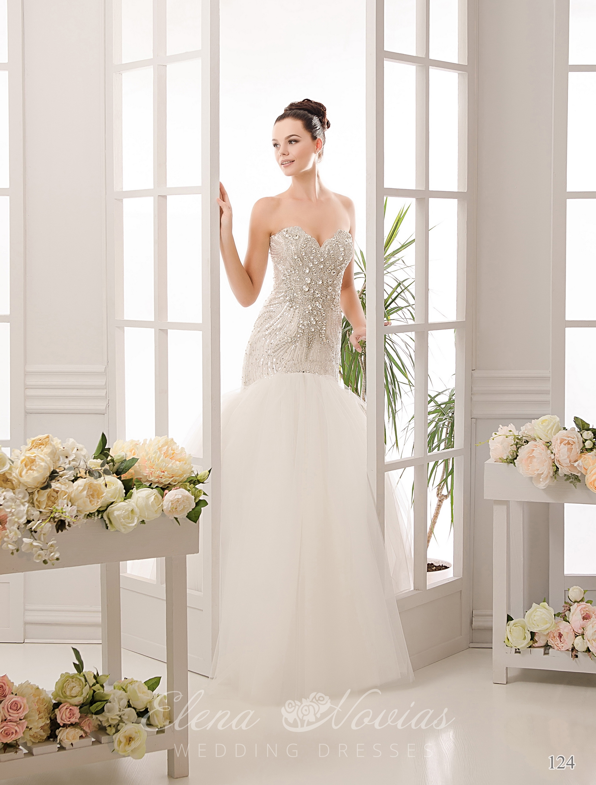Wedding dress wholesale 124
