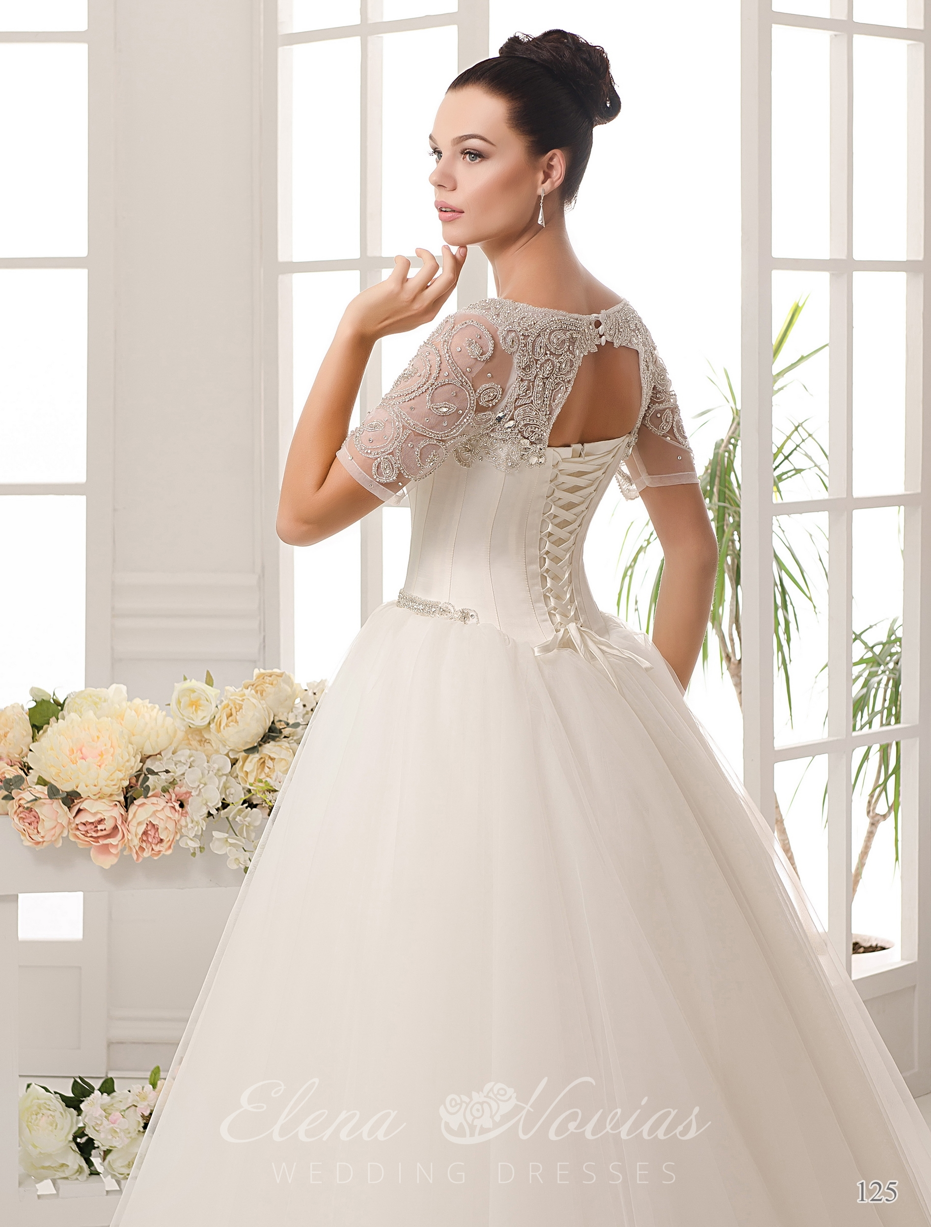 Wedding dress wholesale 125