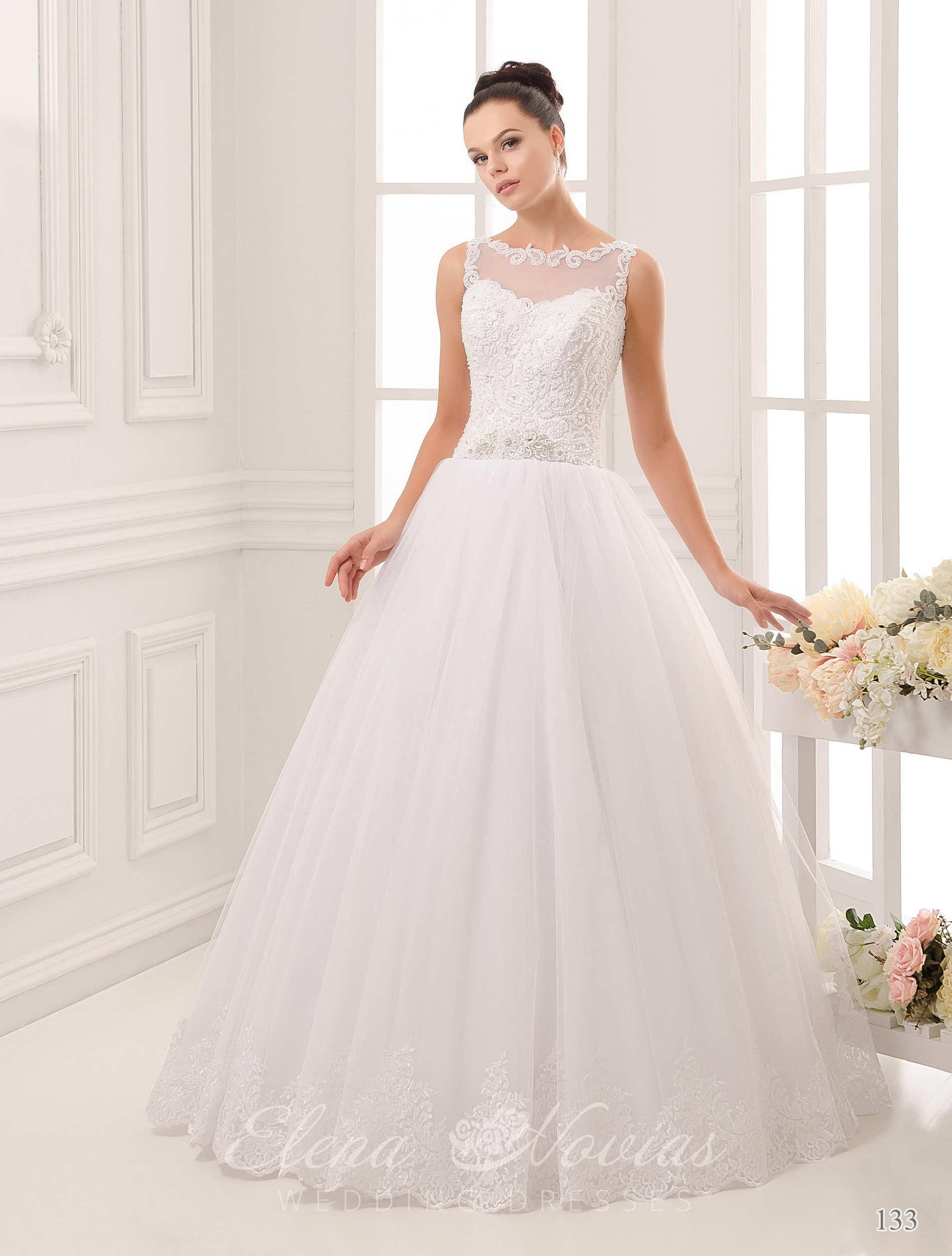 Wedding dress wholesale 133