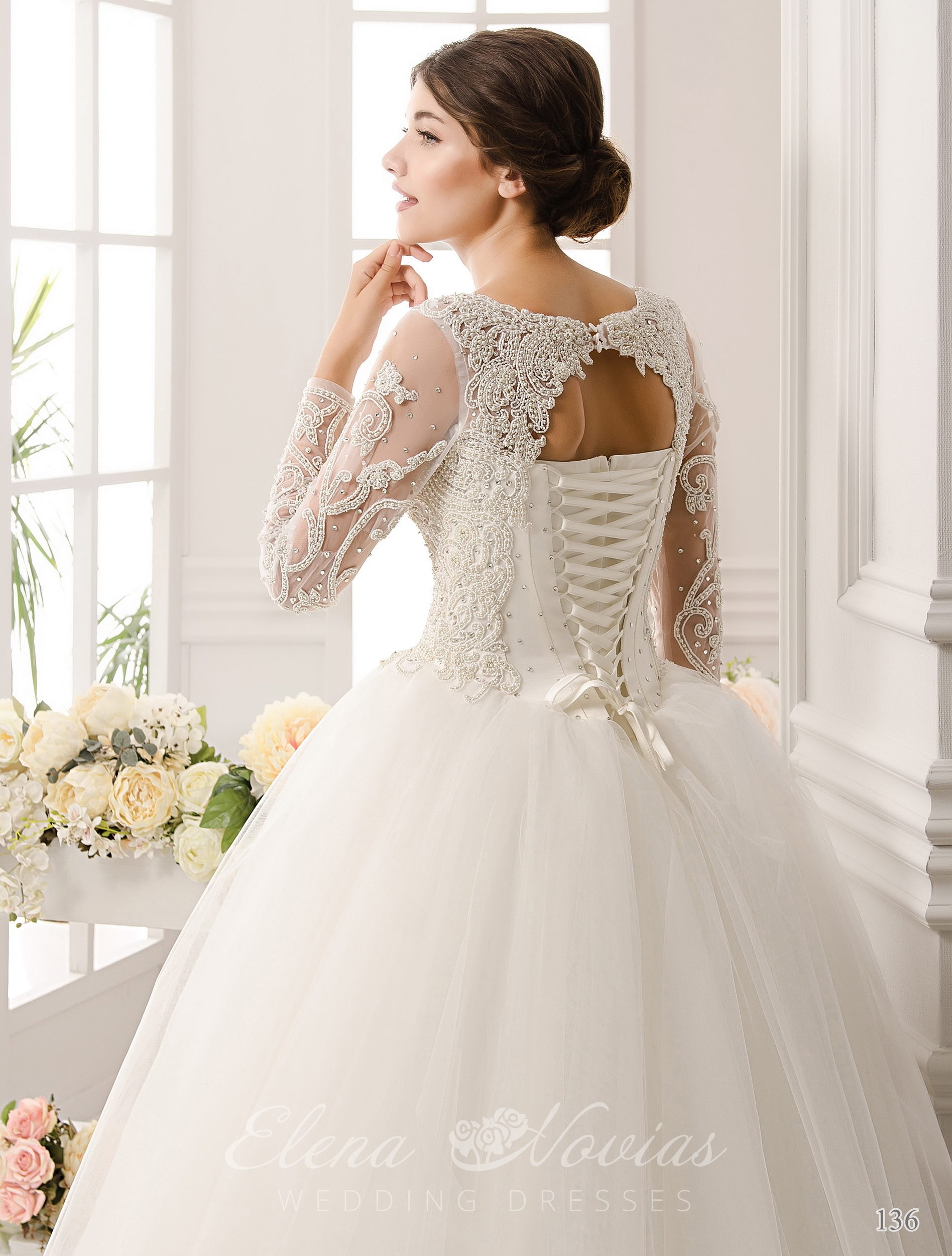 Wedding dress wholesale 136
