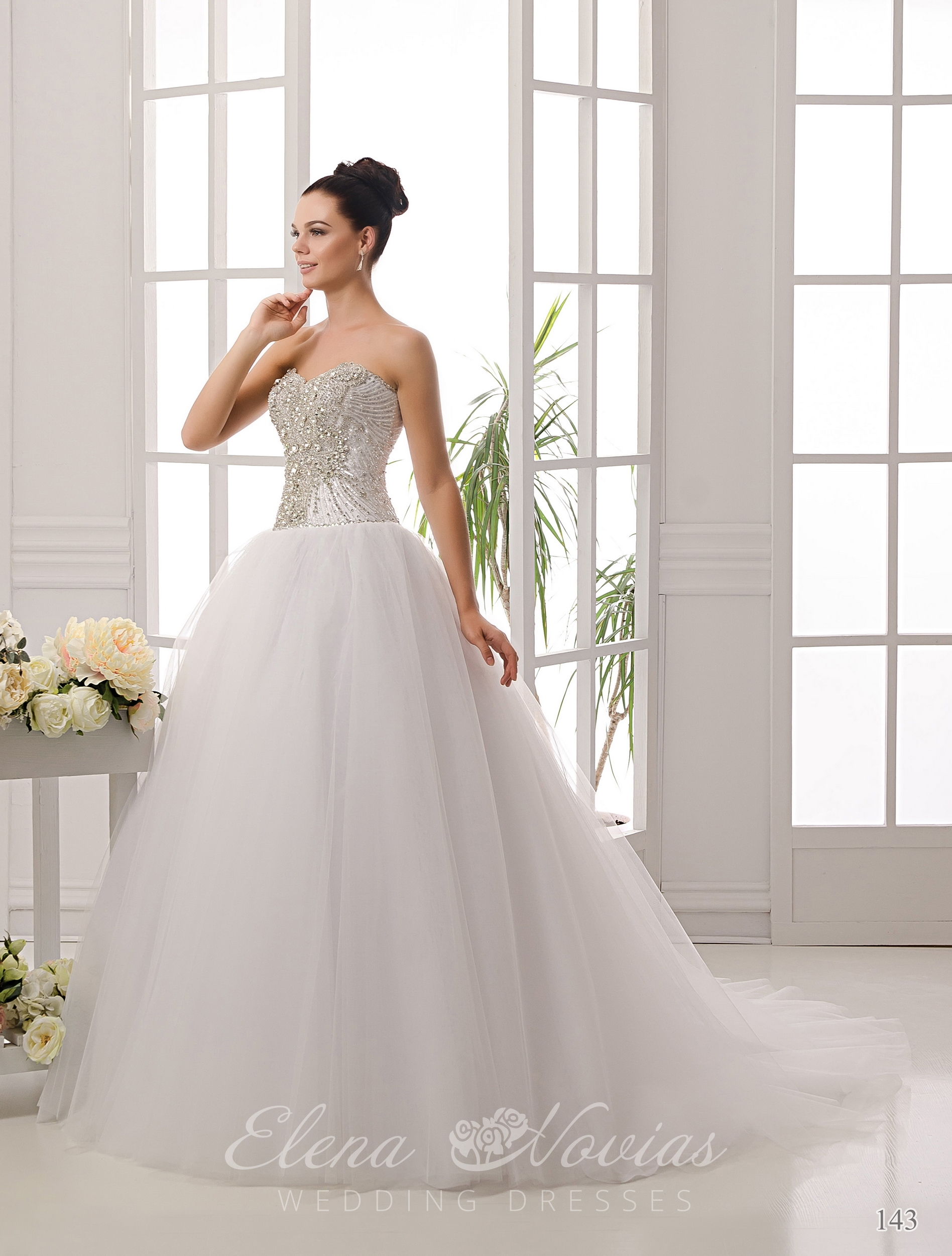 Wedding dress wholesale 143
