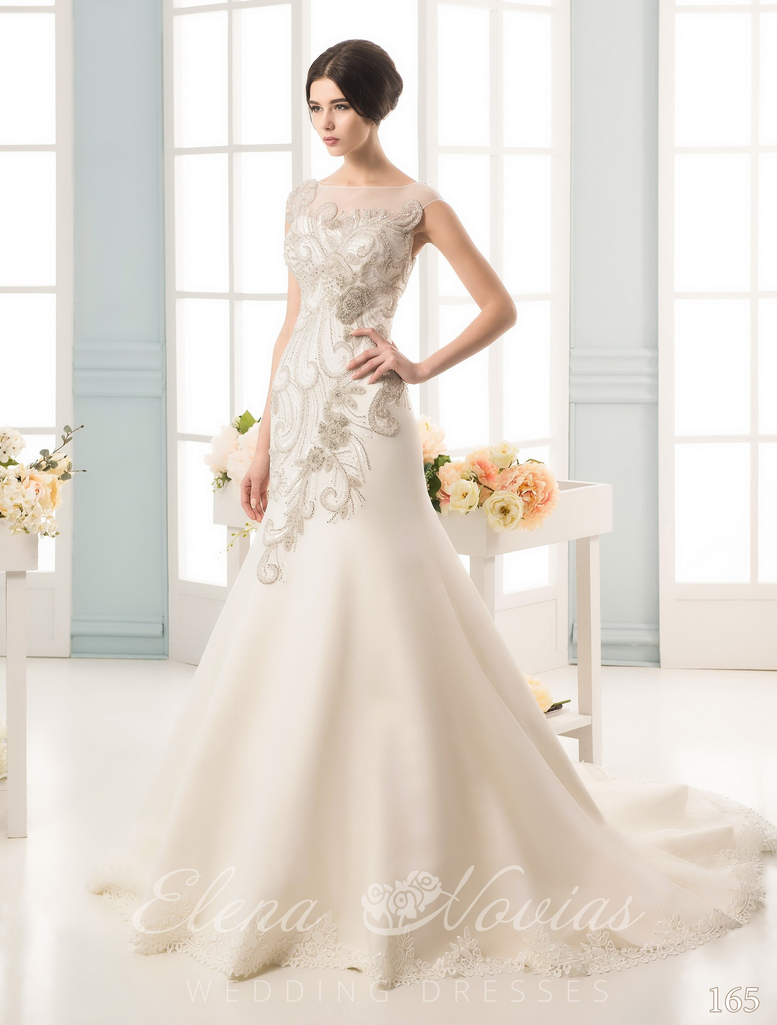 Wedding dress wholesale 165