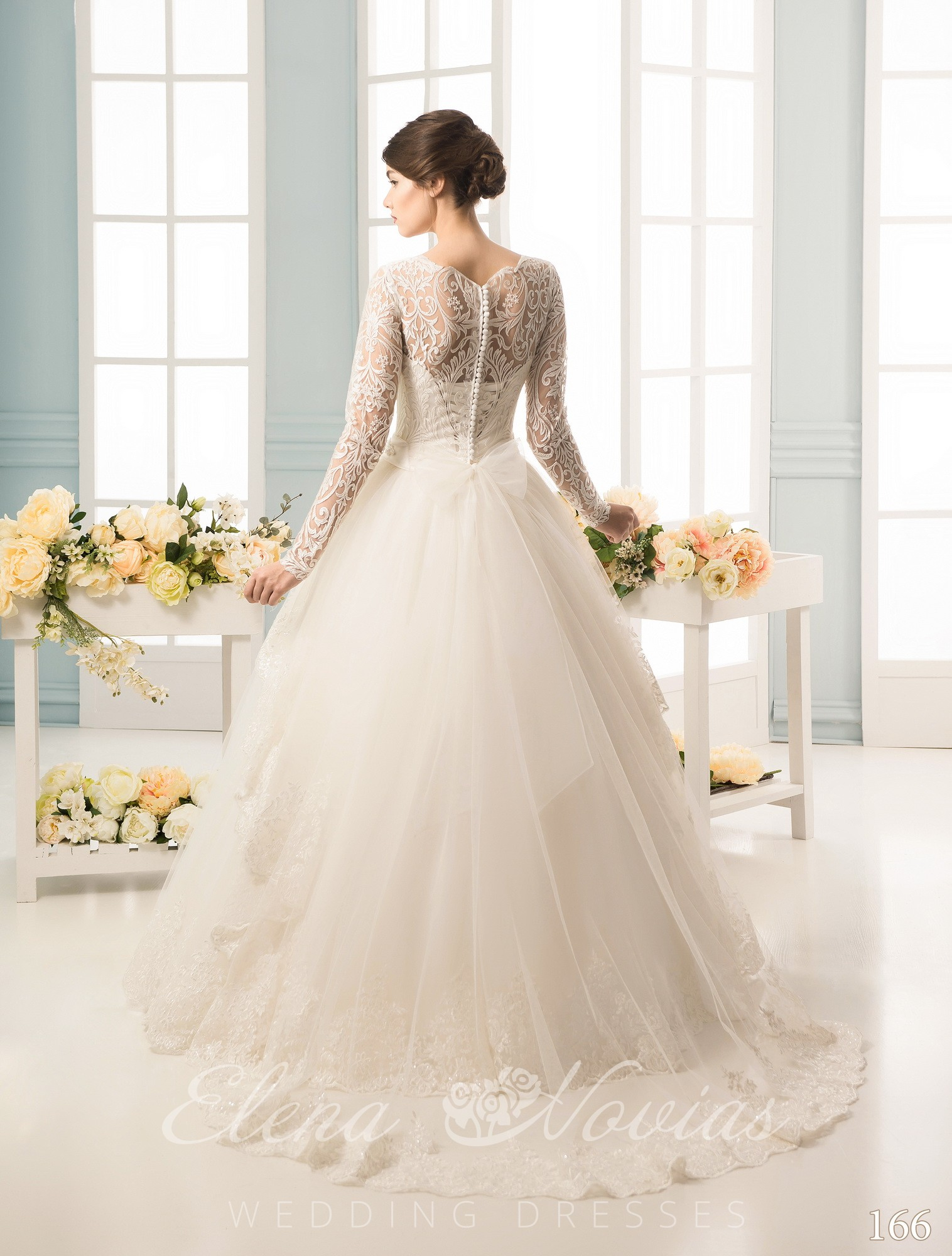 Wedding dress wholesale 166