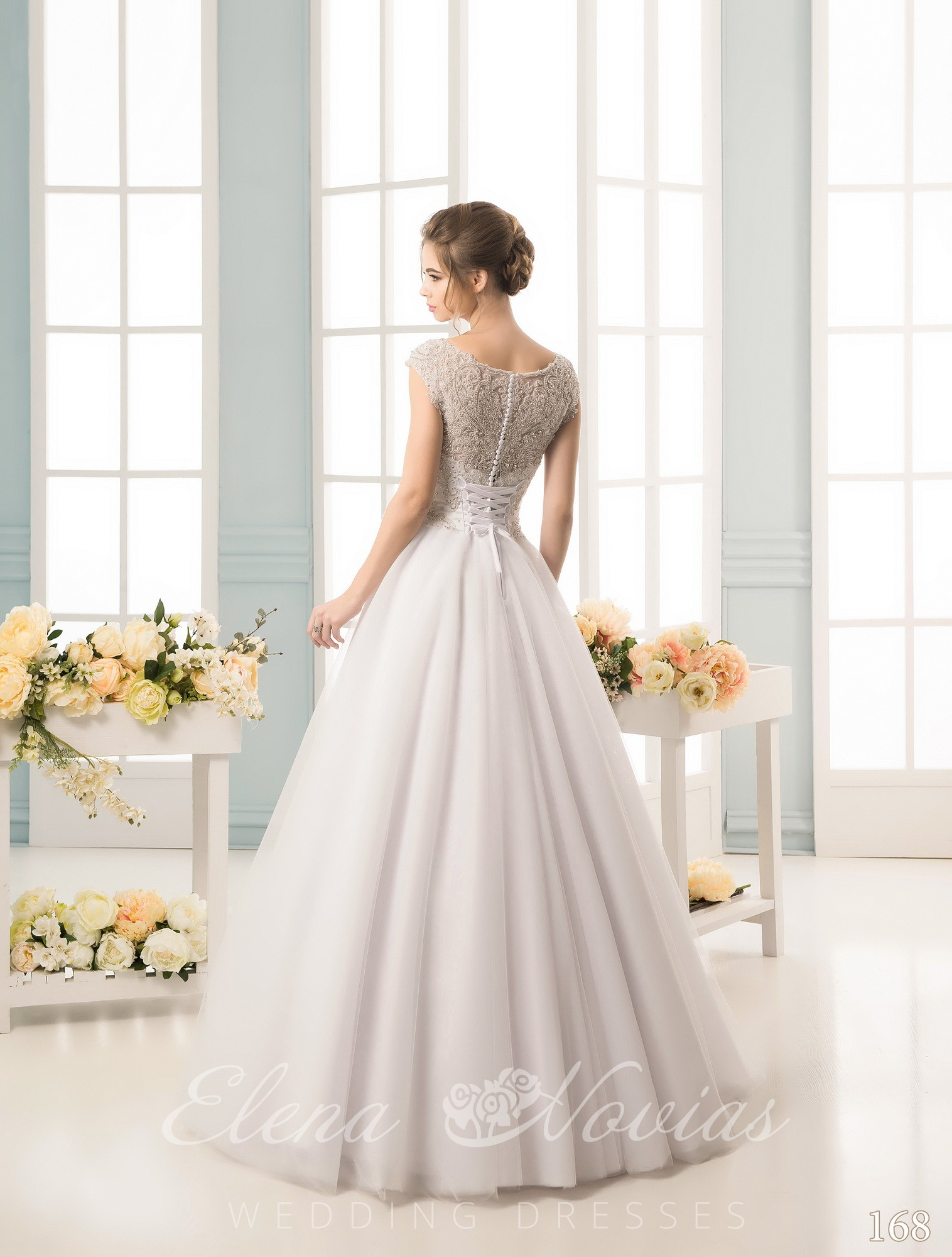 Wedding dress wholesale 168