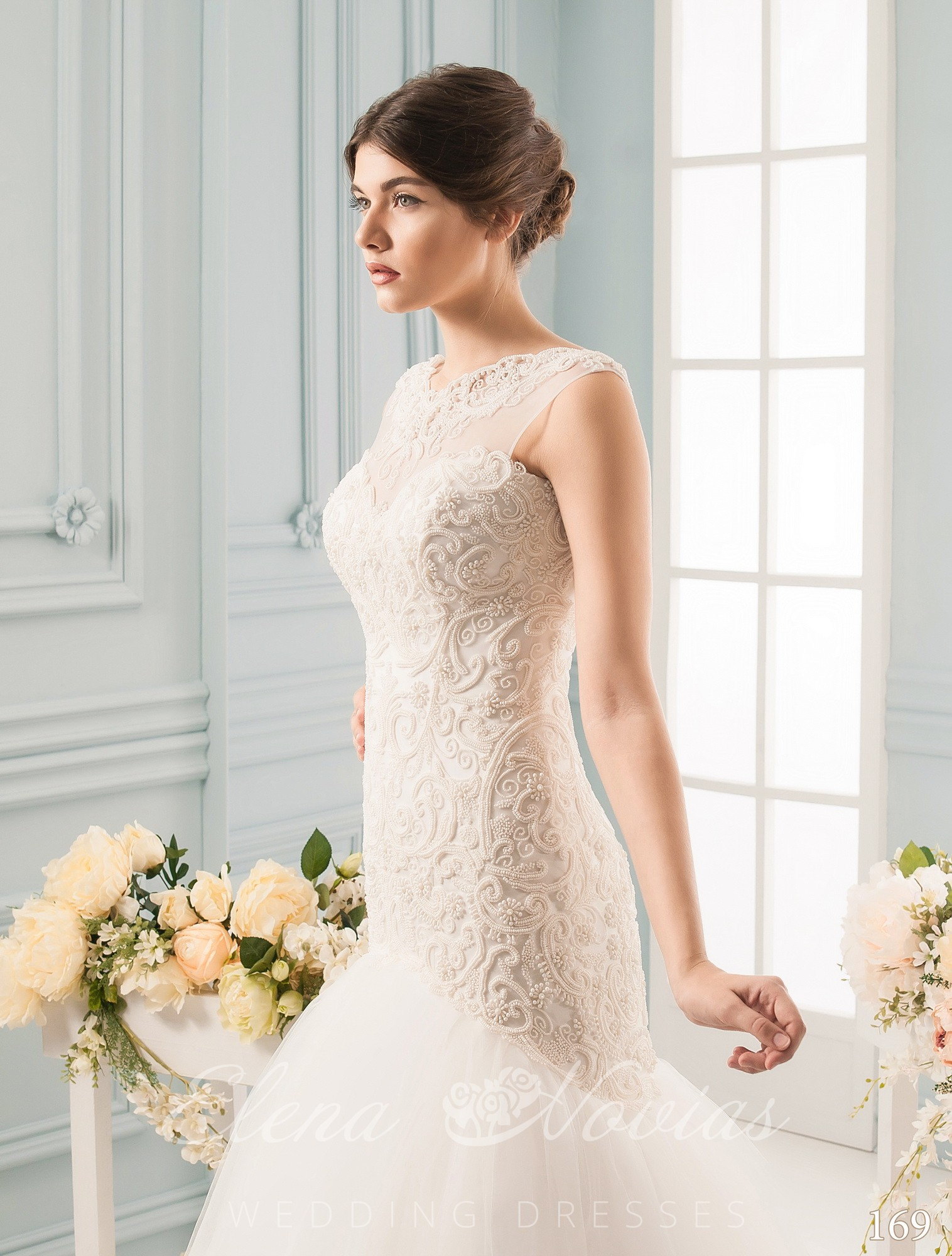 Wedding dress wholesale 169