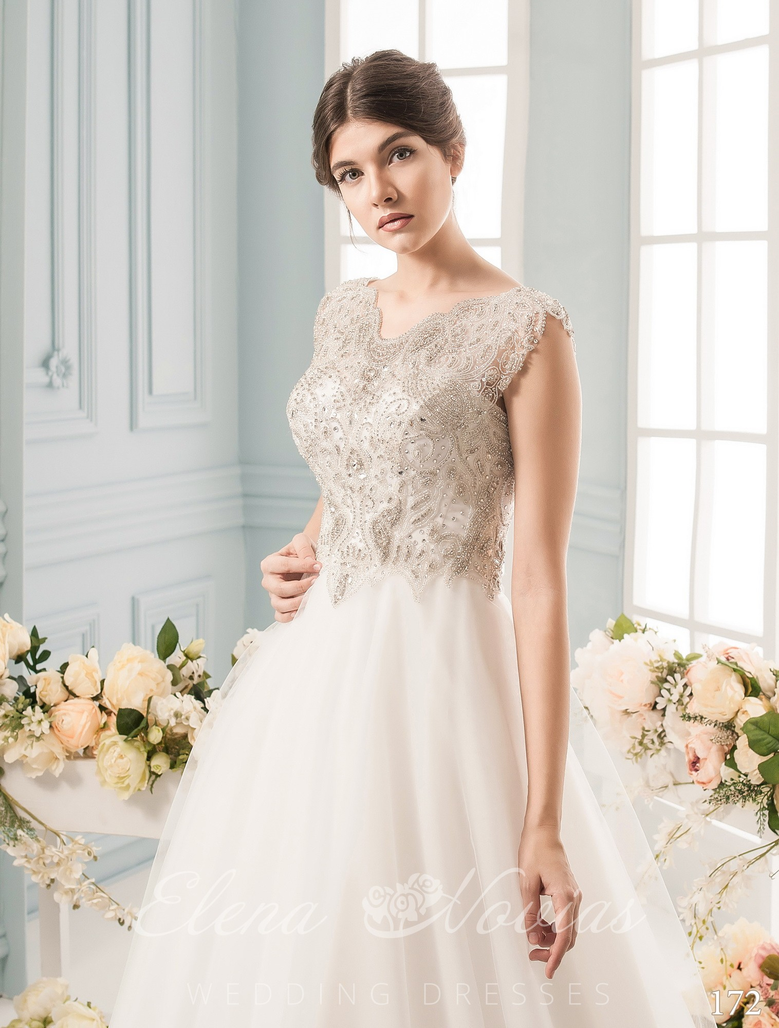 Wedding dress wholesale 172
