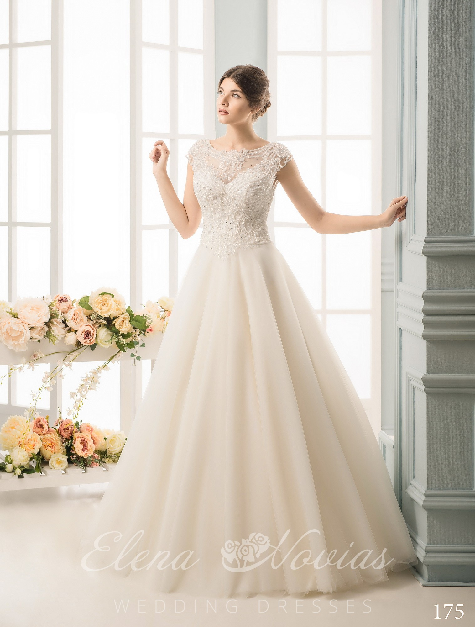 Wedding dress wholesale 175