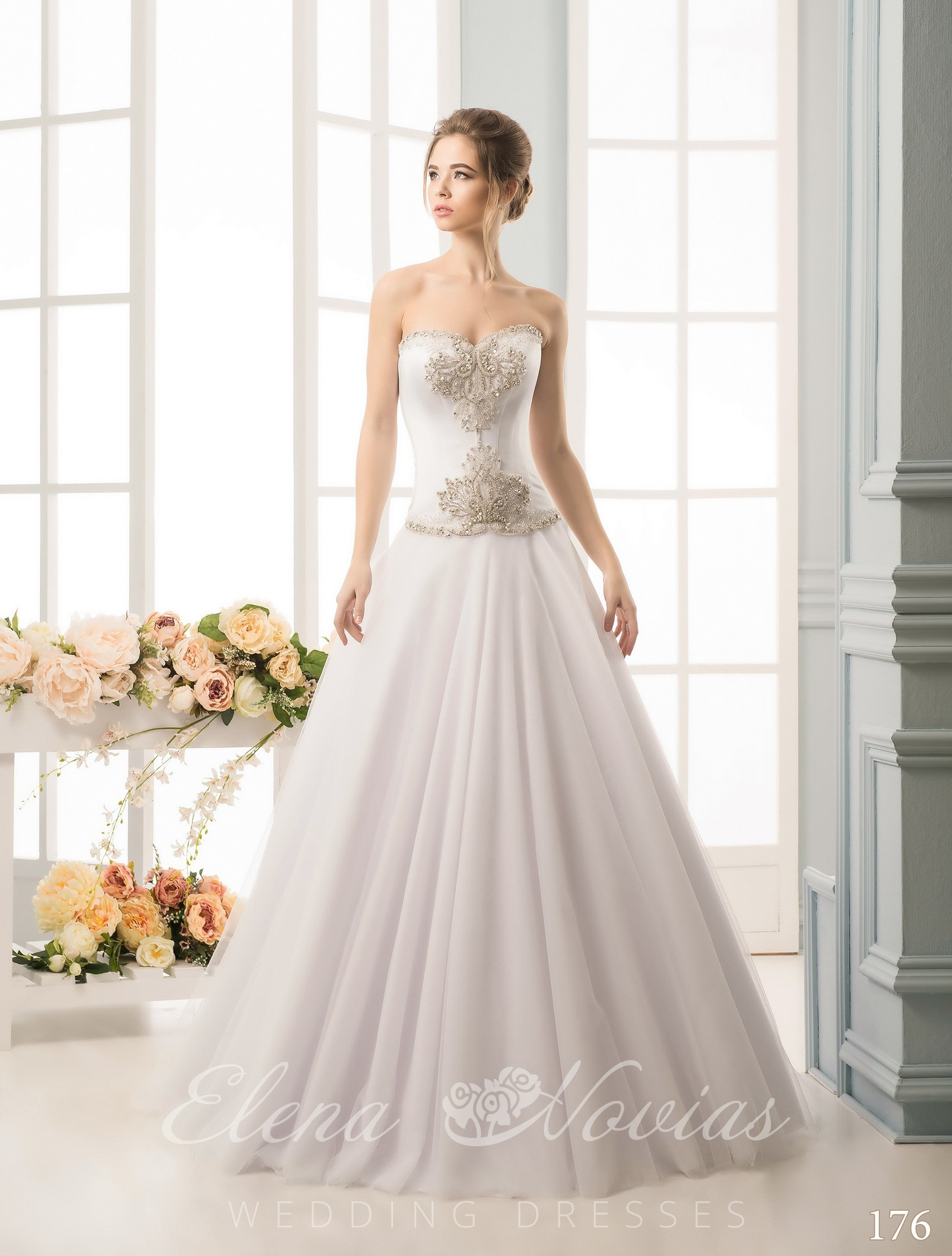 Wedding dress wholesale 176