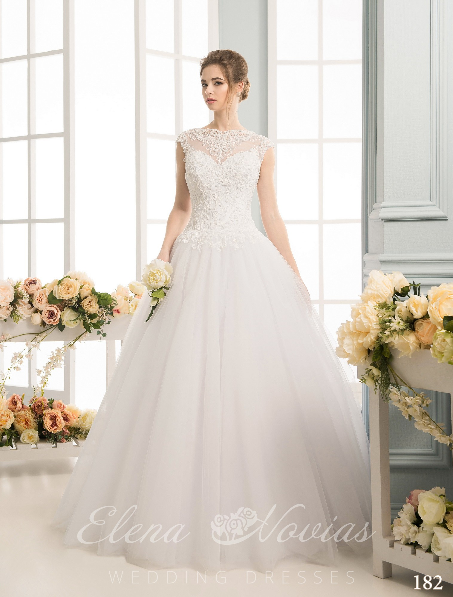 Wedding dress wholesale 182