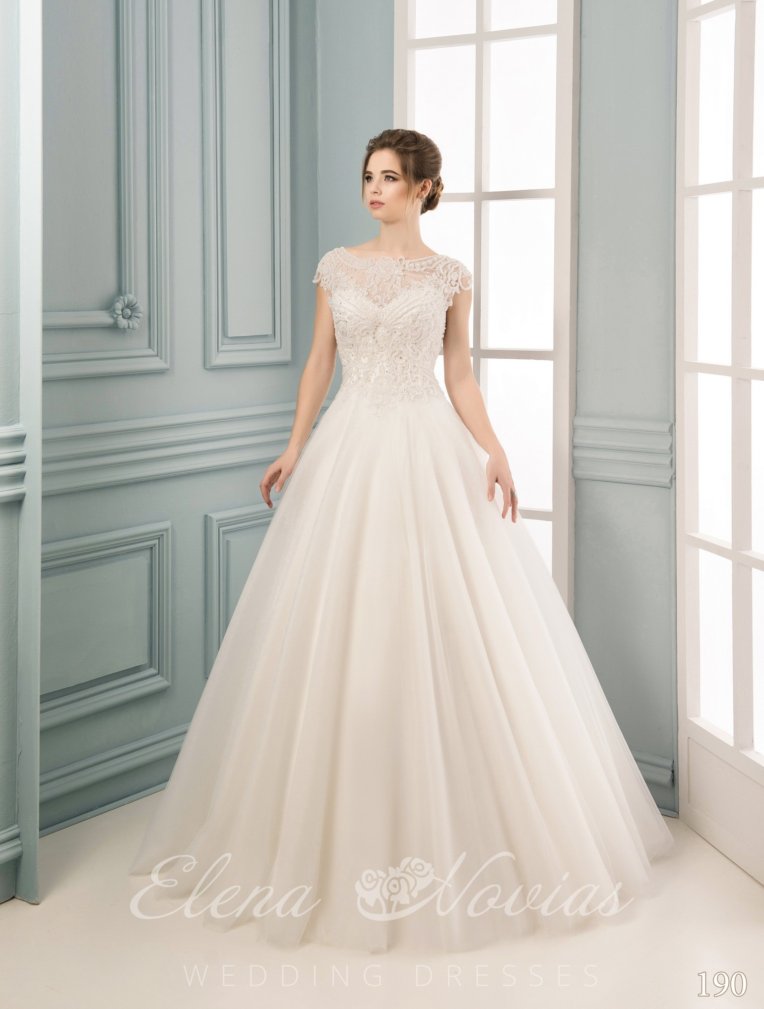 Wedding dress wholesale 190