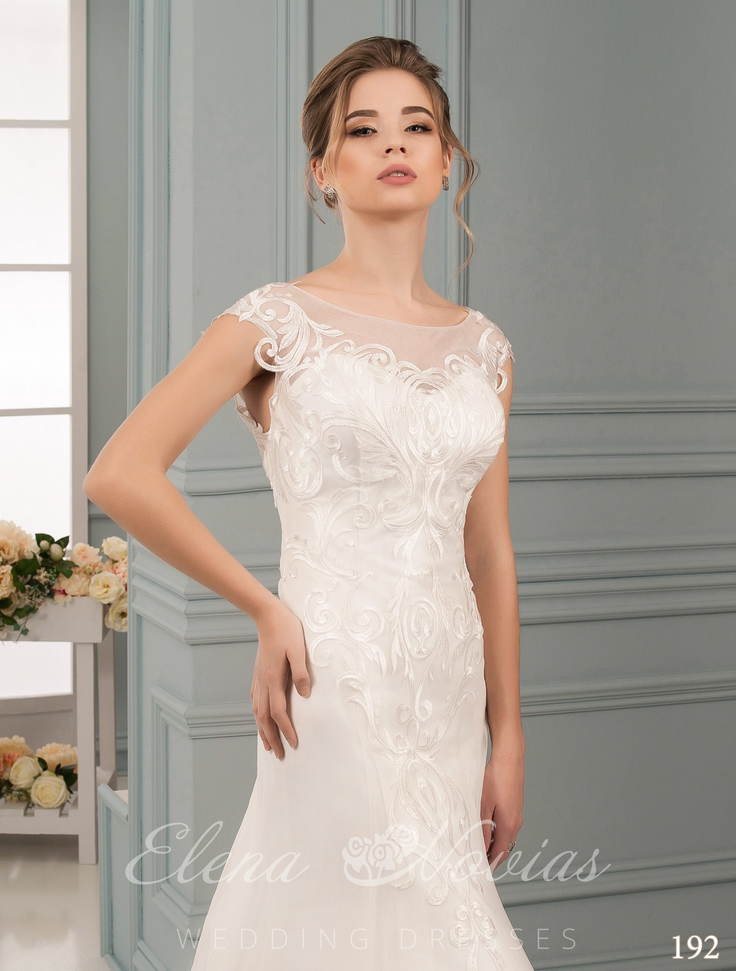 Wedding dress wholesale 192