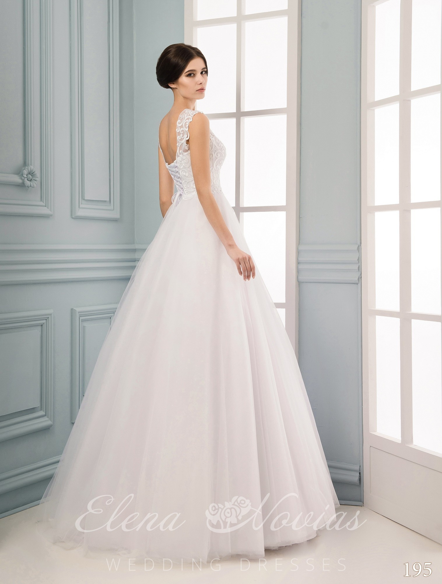 Wedding dress wholesale 195