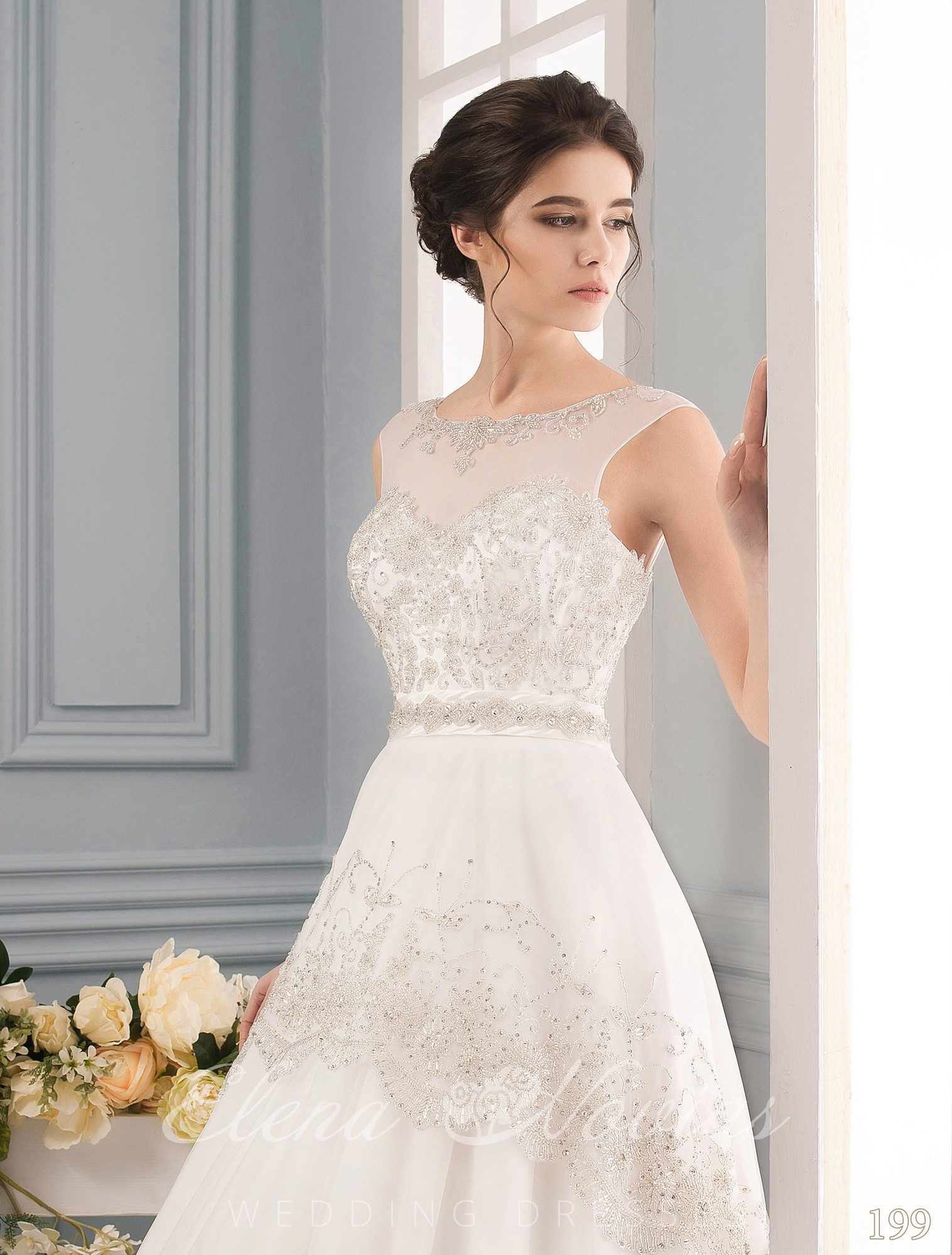 Wedding dress wholesale 199