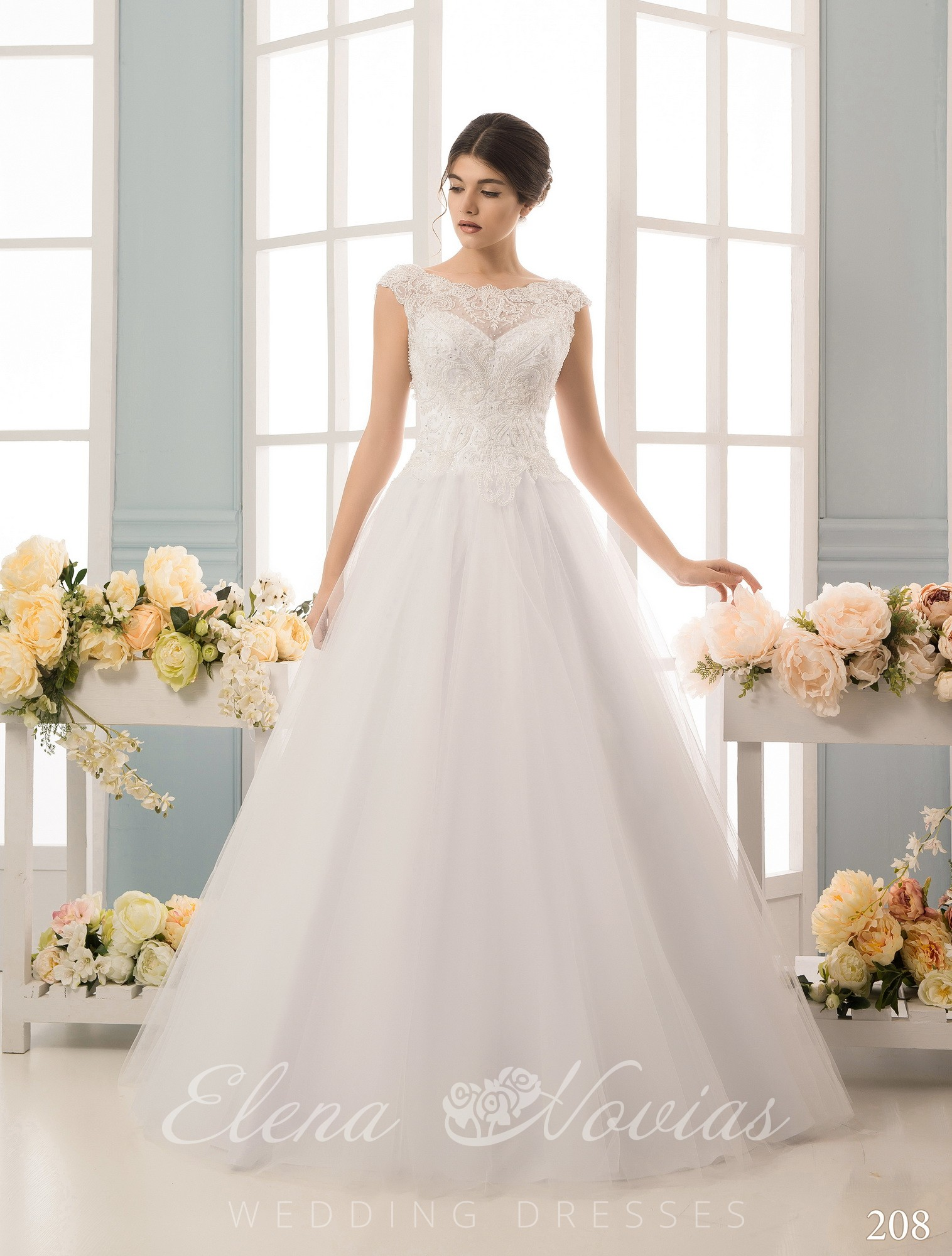 Wedding dress wholesale 208