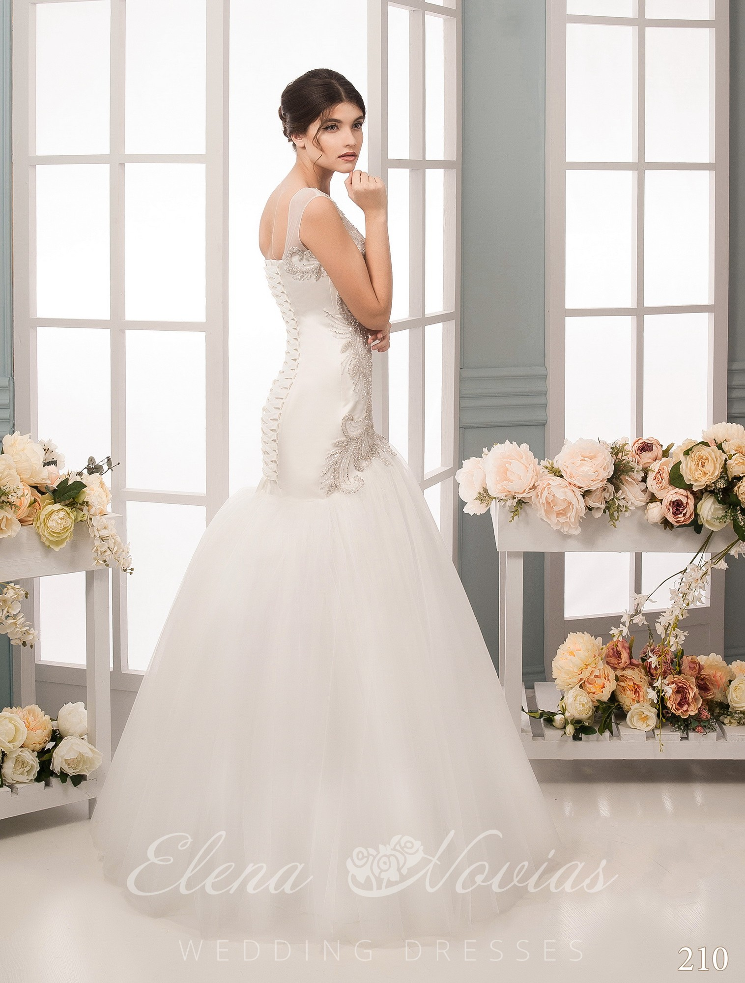 Wedding dress wholesale 210