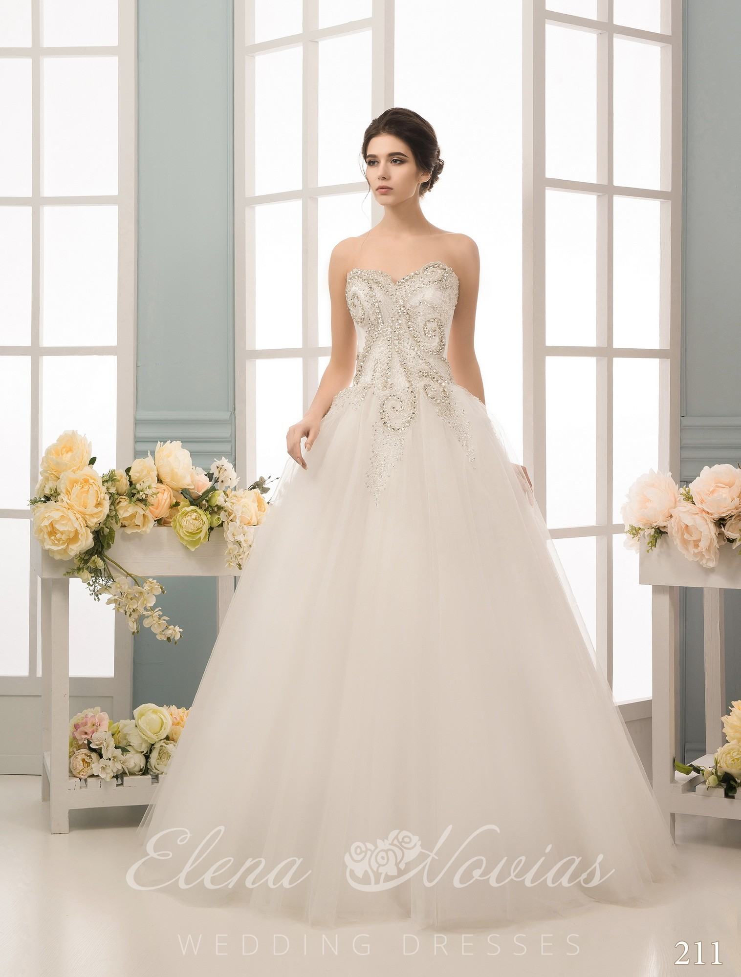 Wedding dress wholesale 211