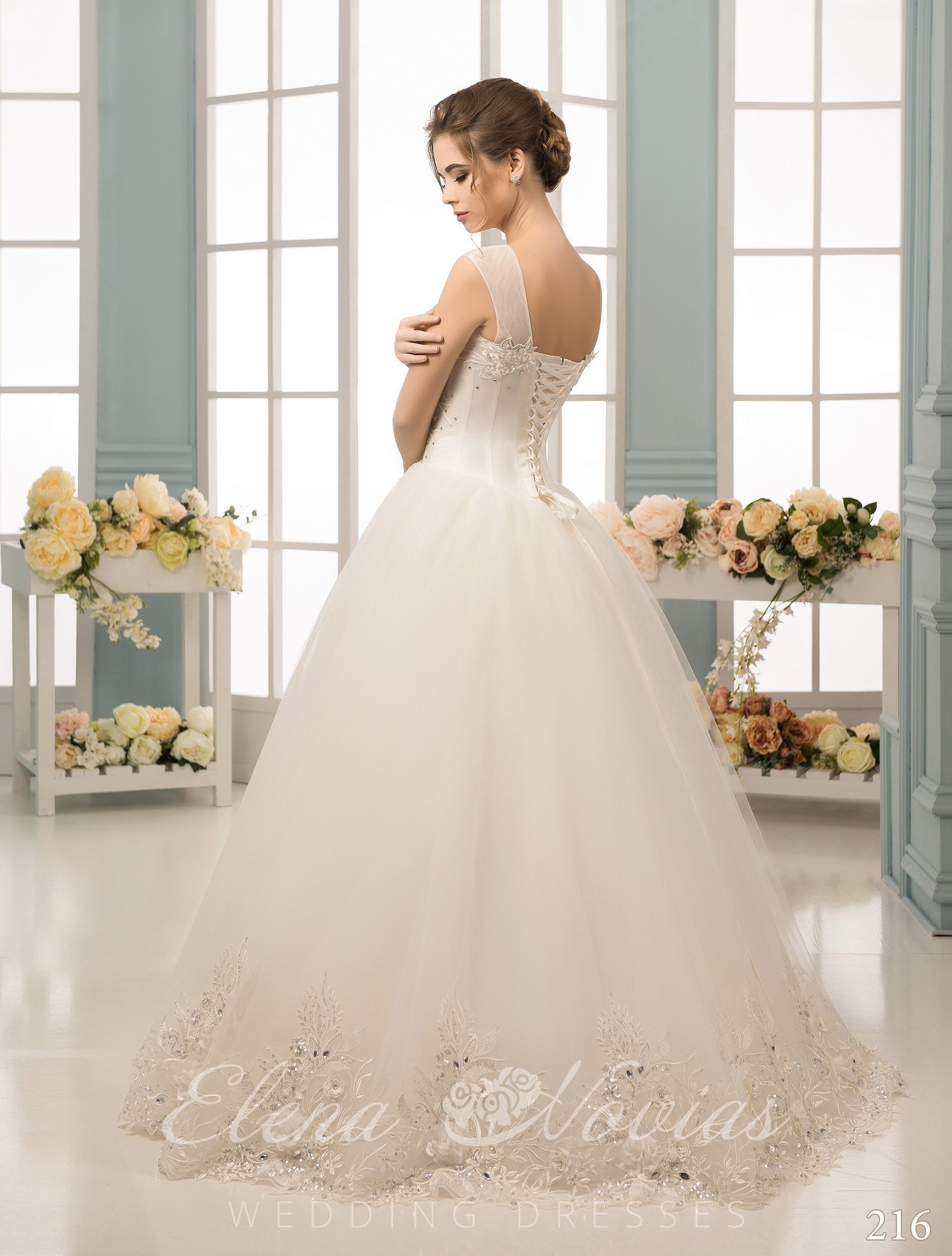 Wedding dress wholesale 216
