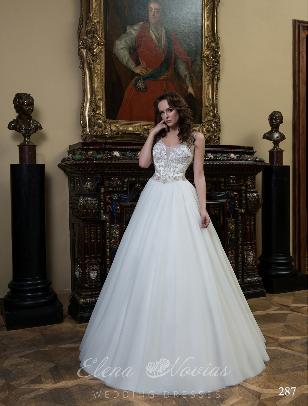 Wedding dress wholesale 287