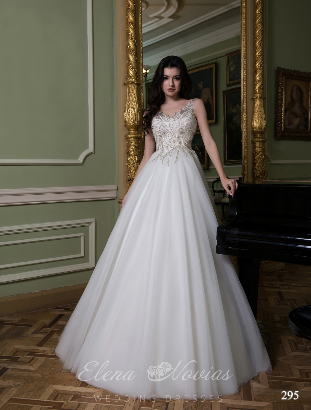 Wedding dress wholesale 295