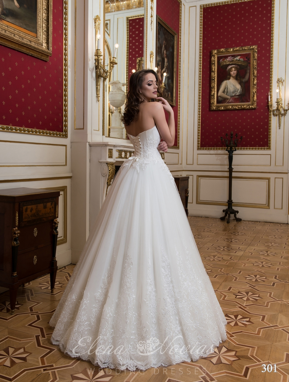 Wedding dress wholesale 301