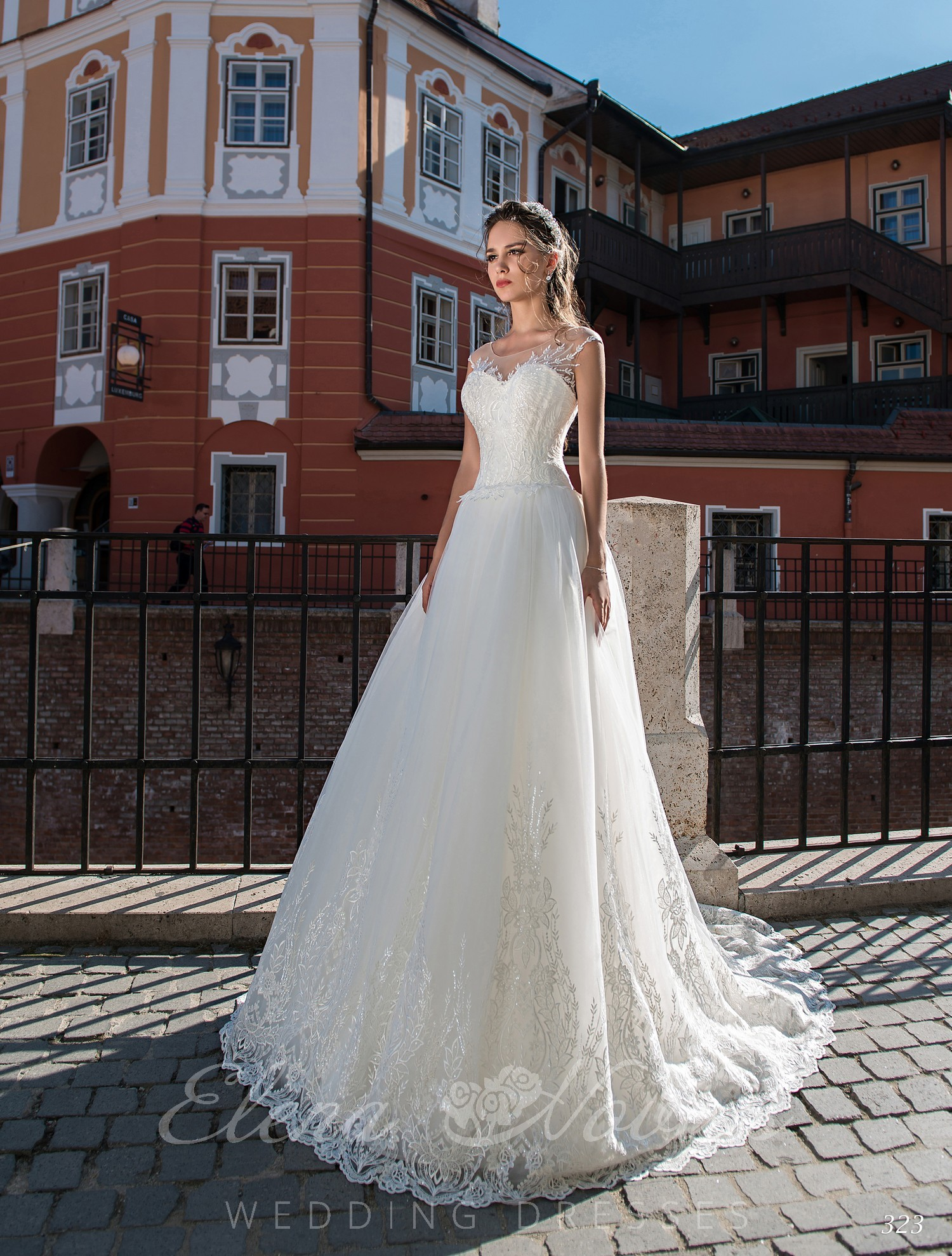 Wedding dress wholesale 323