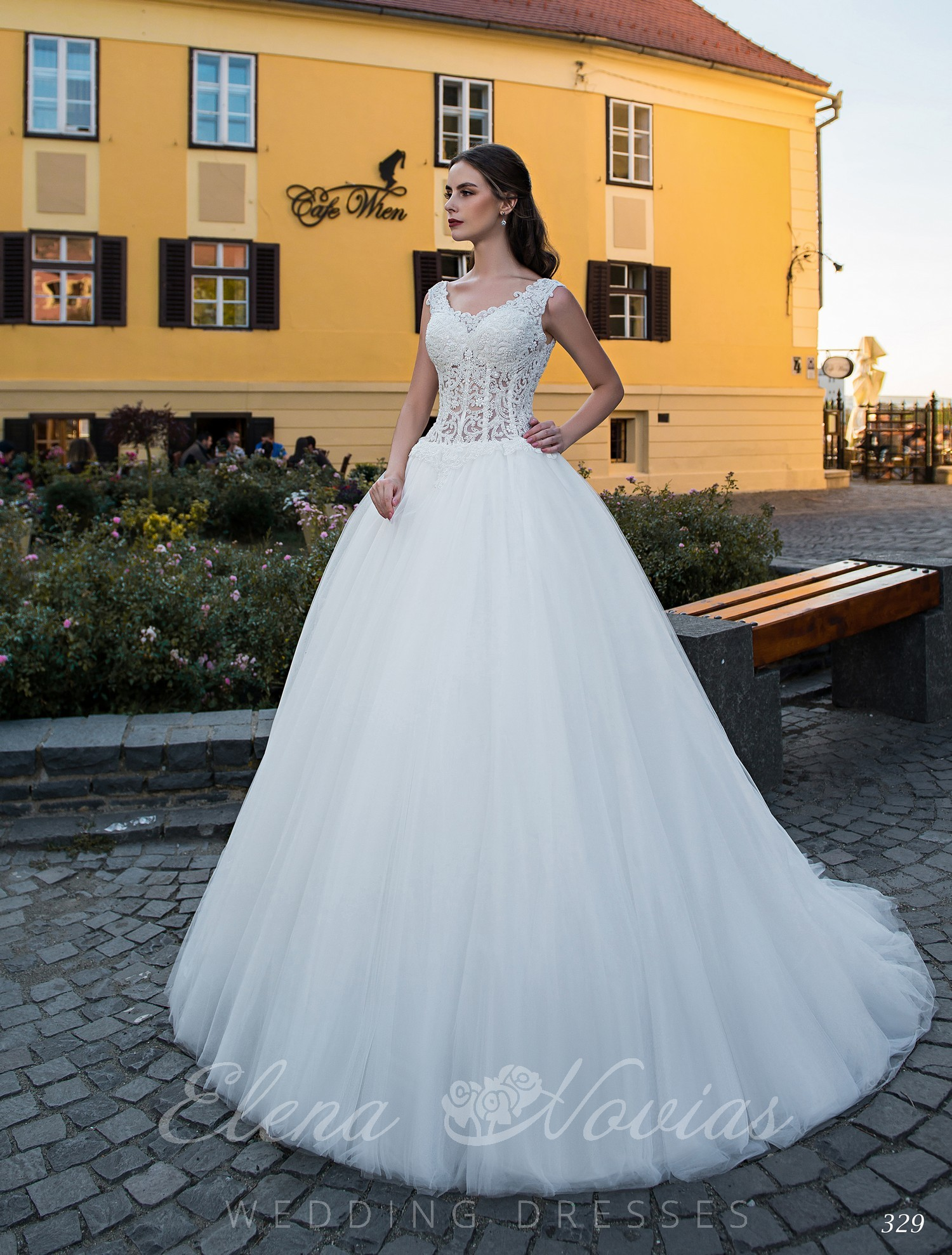 Wedding dress wholesale 329