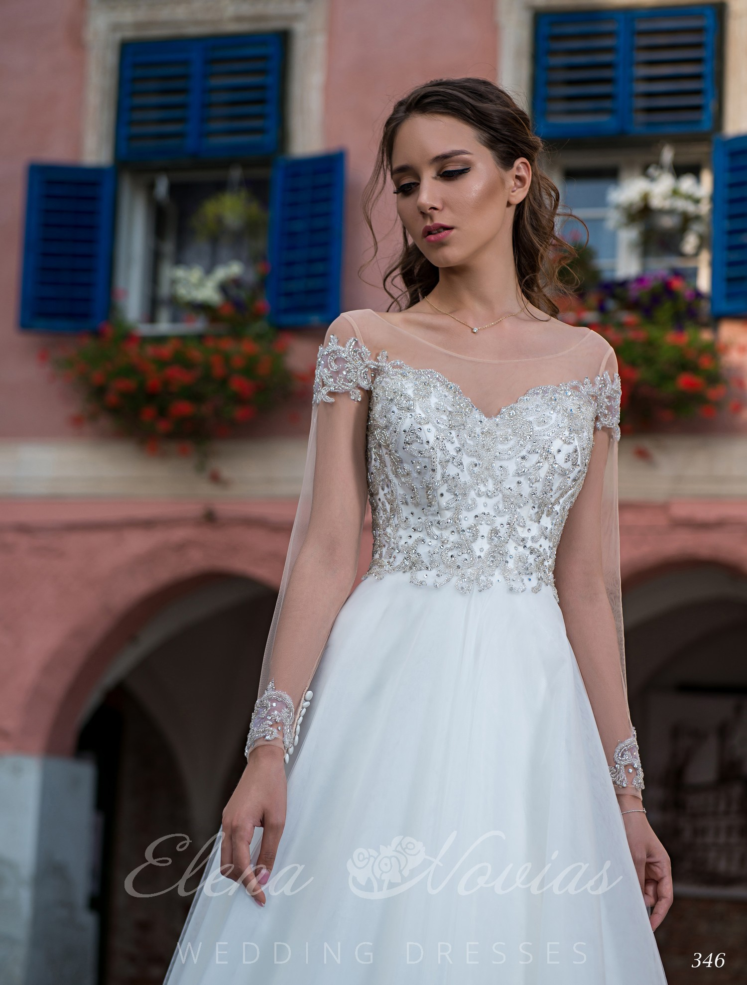 Wedding dress wholesale 346