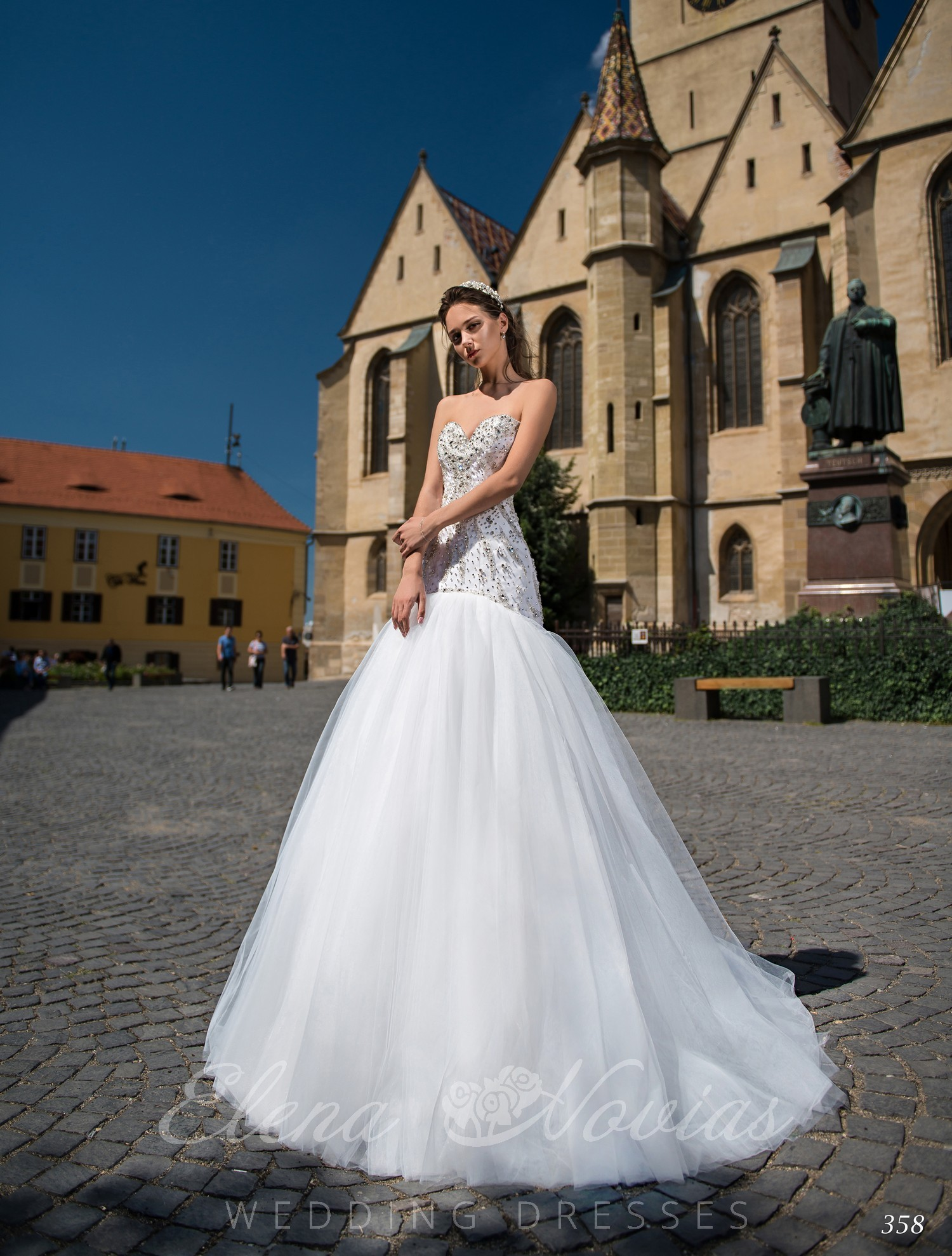 Wedding dress wholesale 358