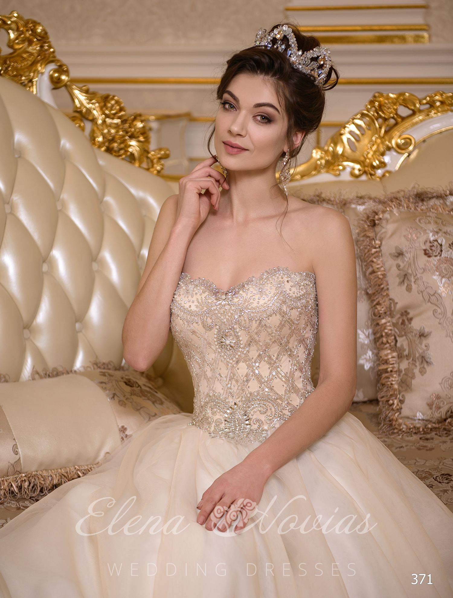 Wedding dress wholesale 371