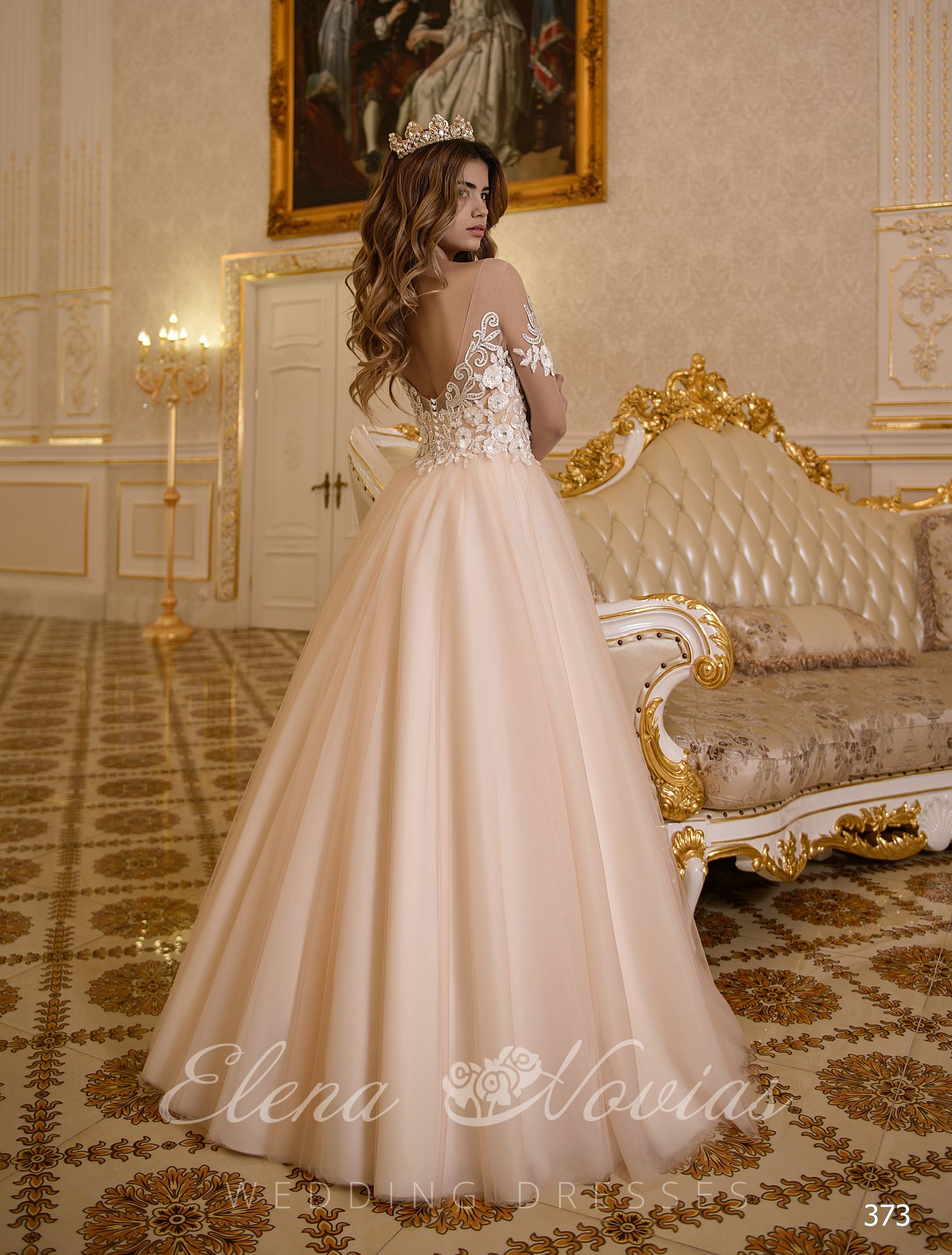 Wedding dress wholesale 373