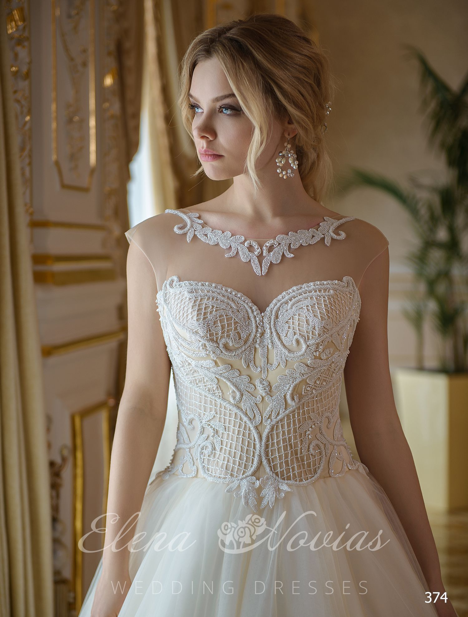Wedding dress wholesale 374