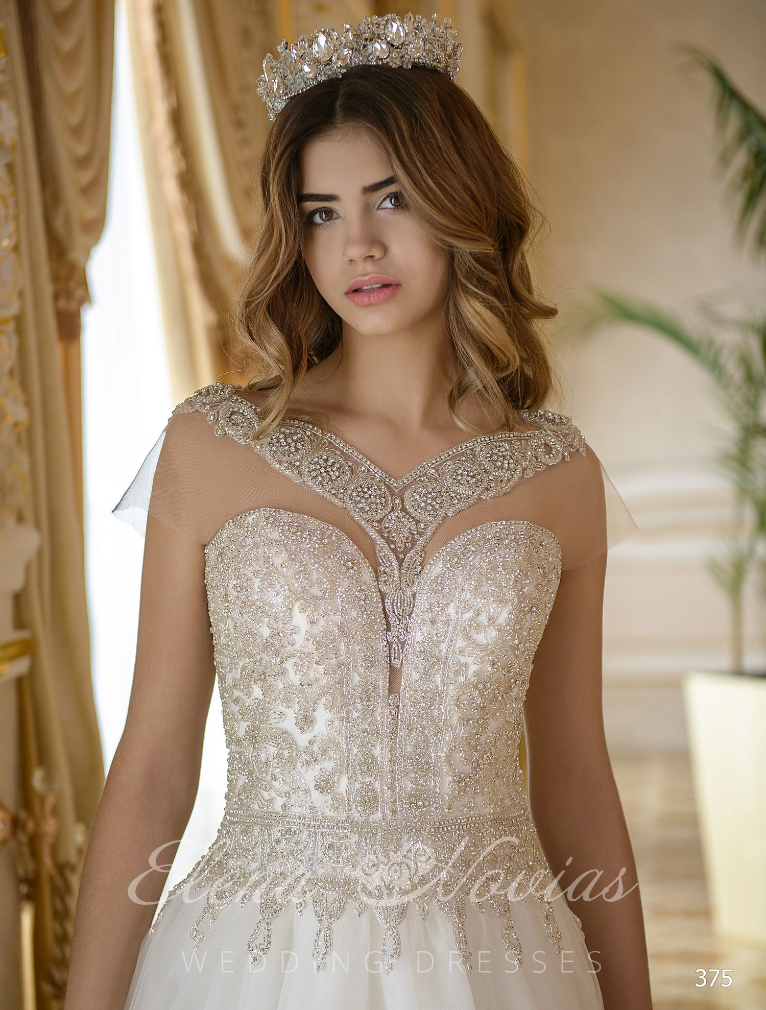 Wedding dress wholesale 375