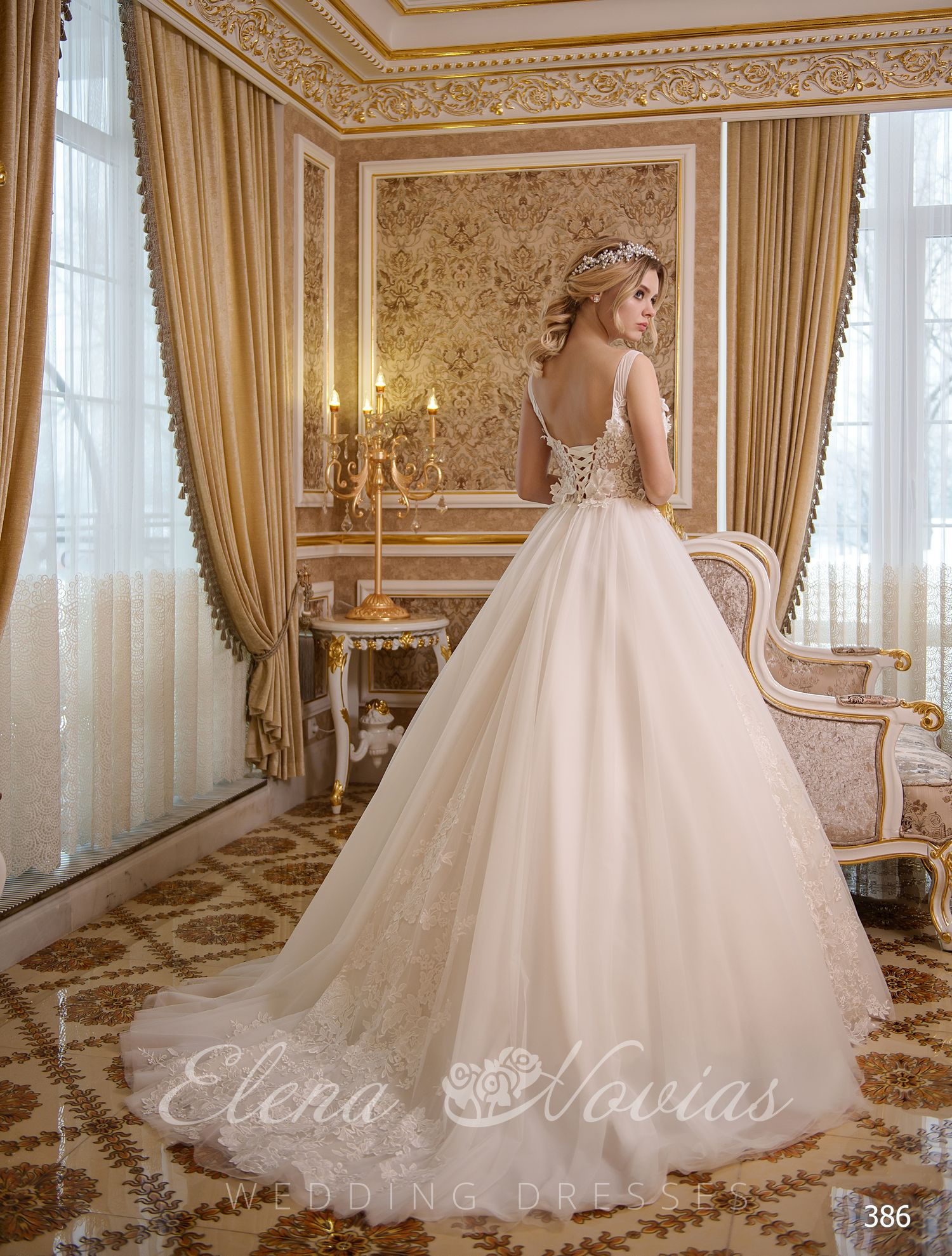 Wedding dress wholesale 386