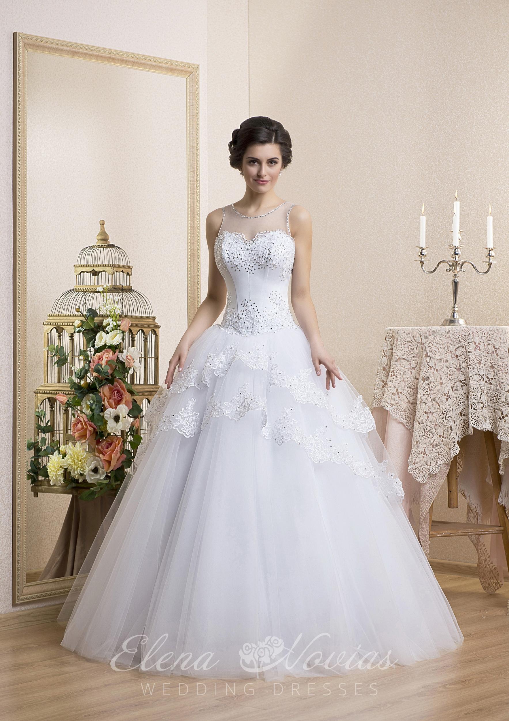 Свадебное платье оптом 39