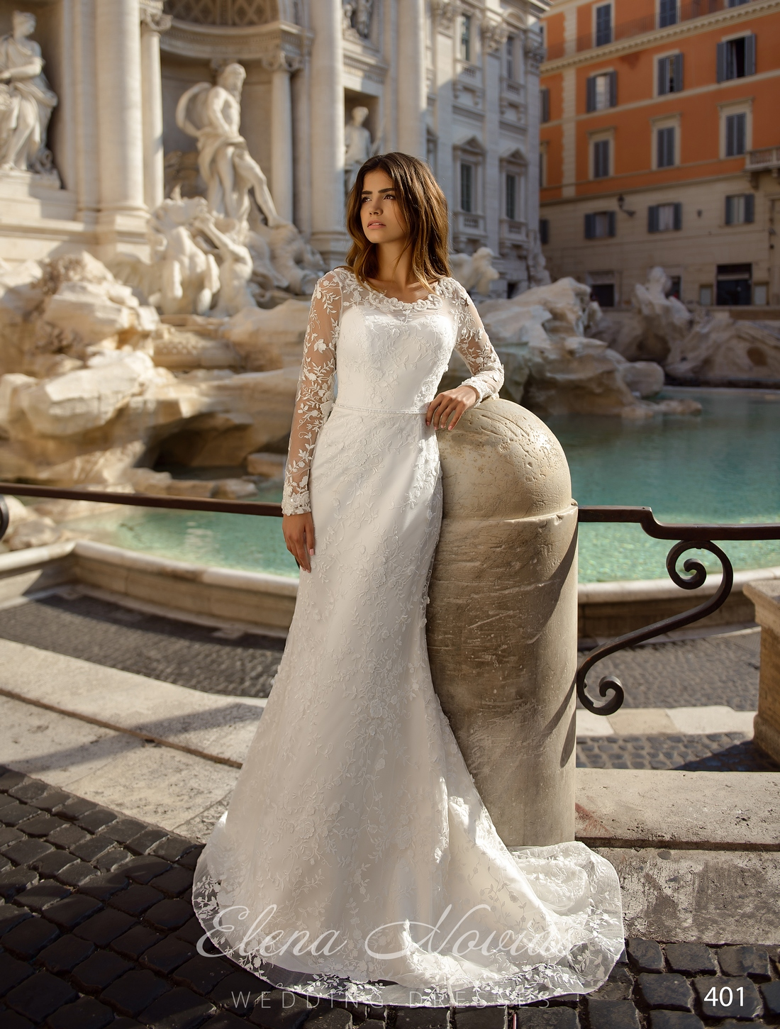 Свадебные платья на кружевной кокетке оптом