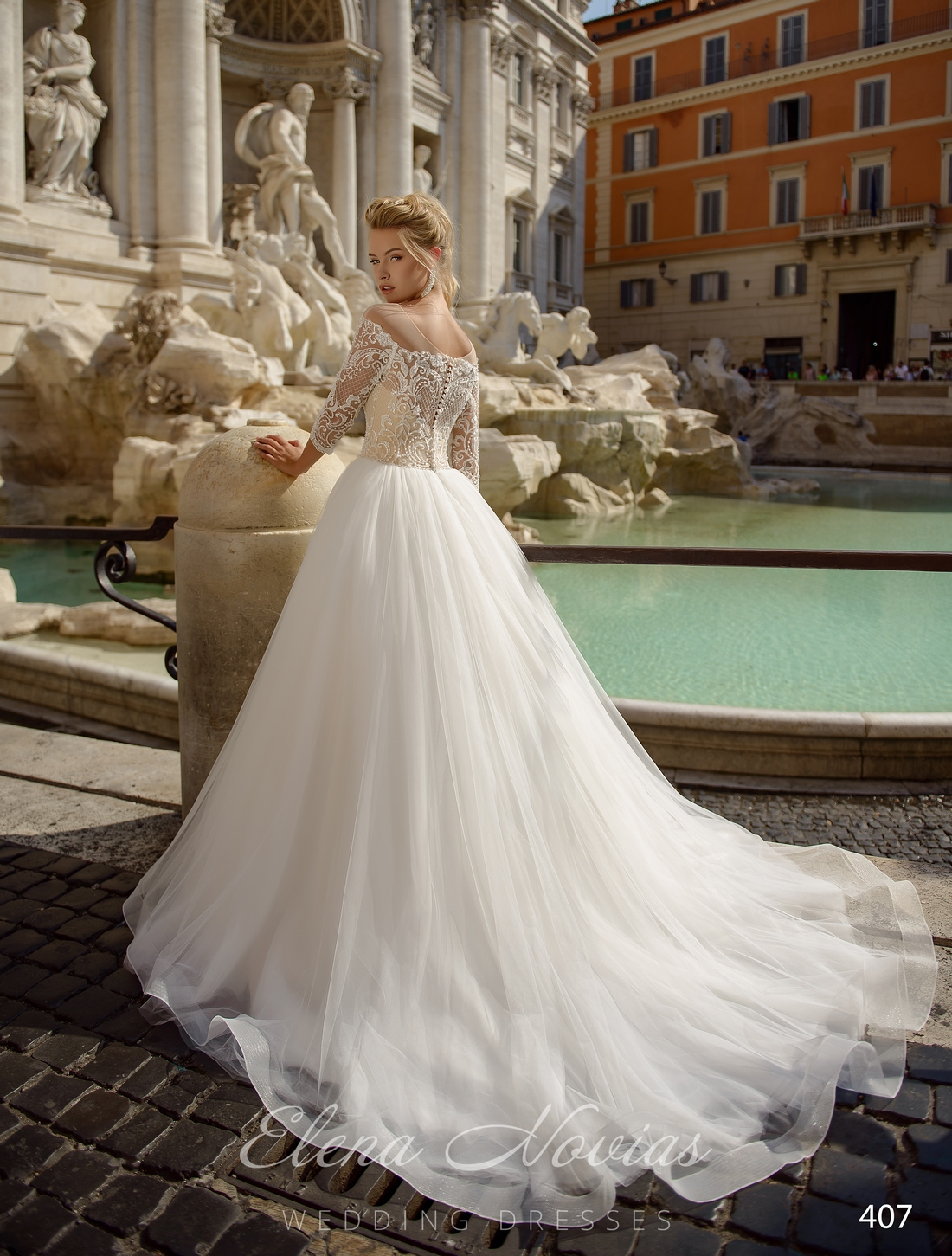 Wedding dress wholesale 407