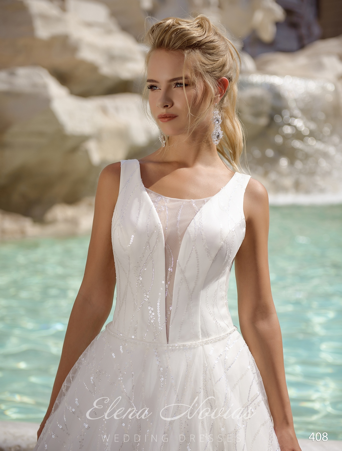 Wedding dress wholesale 408