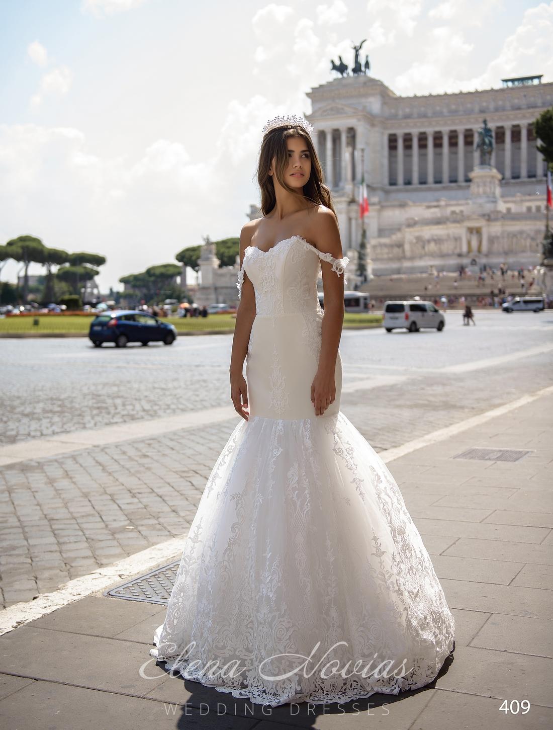"""Свадебные платья """"русалка"""" от производителя оптом"""