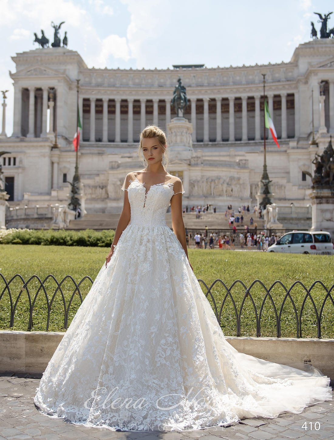 Wedding dress wholesale 410