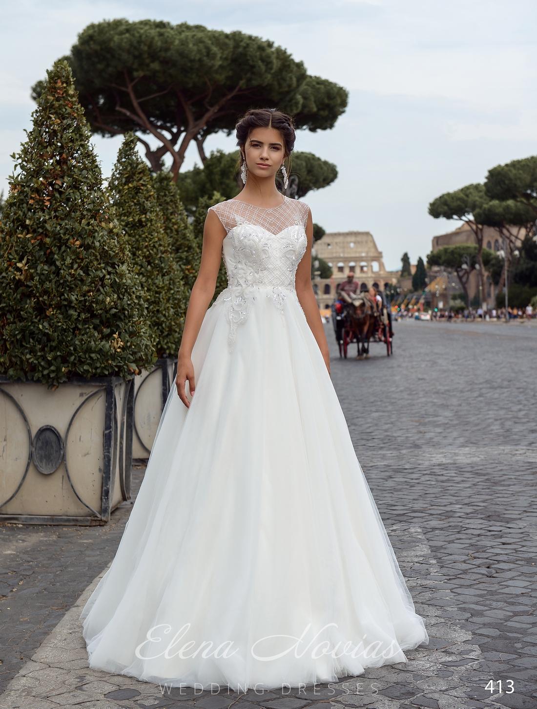 Свадебное платье на кокетке оптом