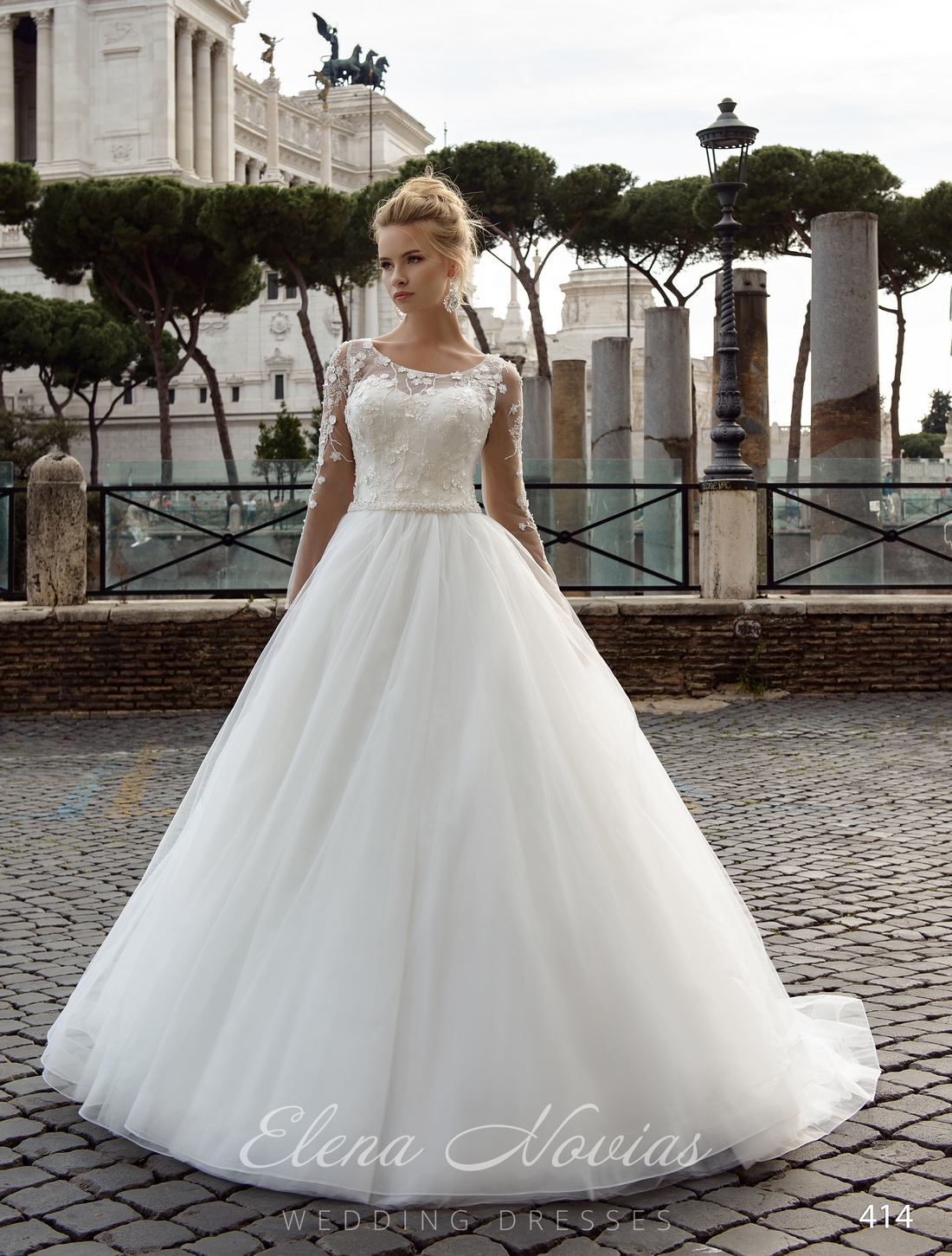 Wedding dress wholesale 414