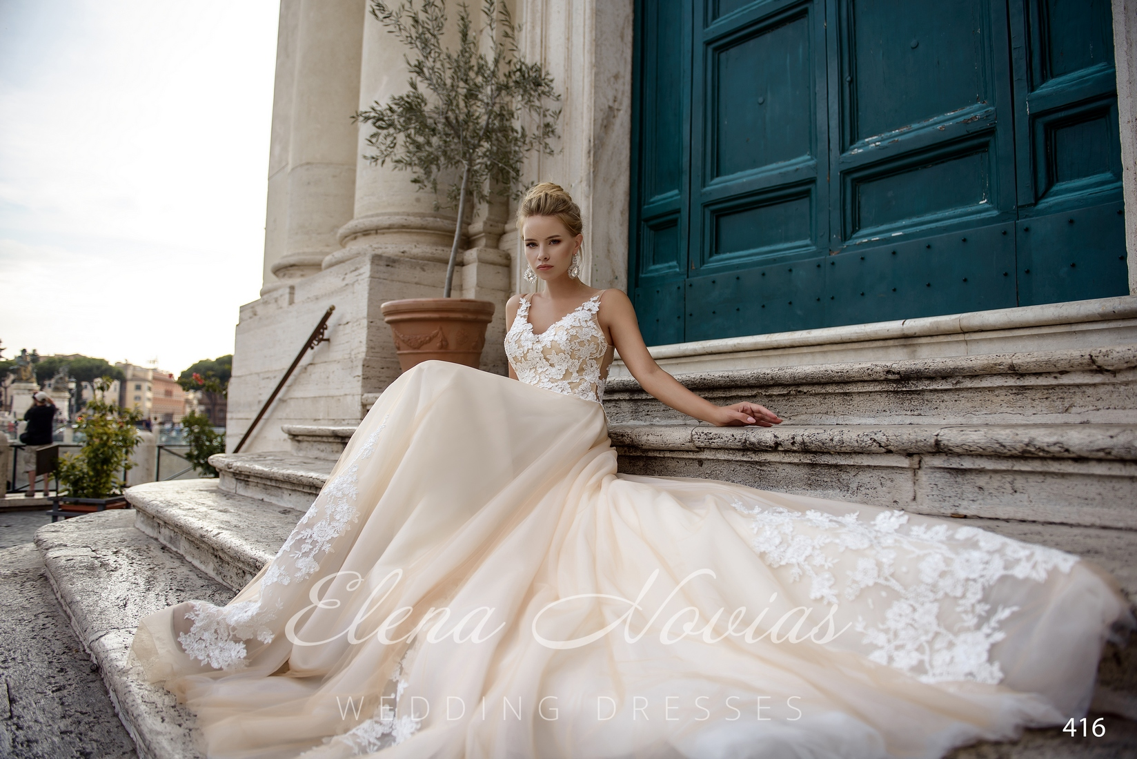 Wedding dress wholesale 416