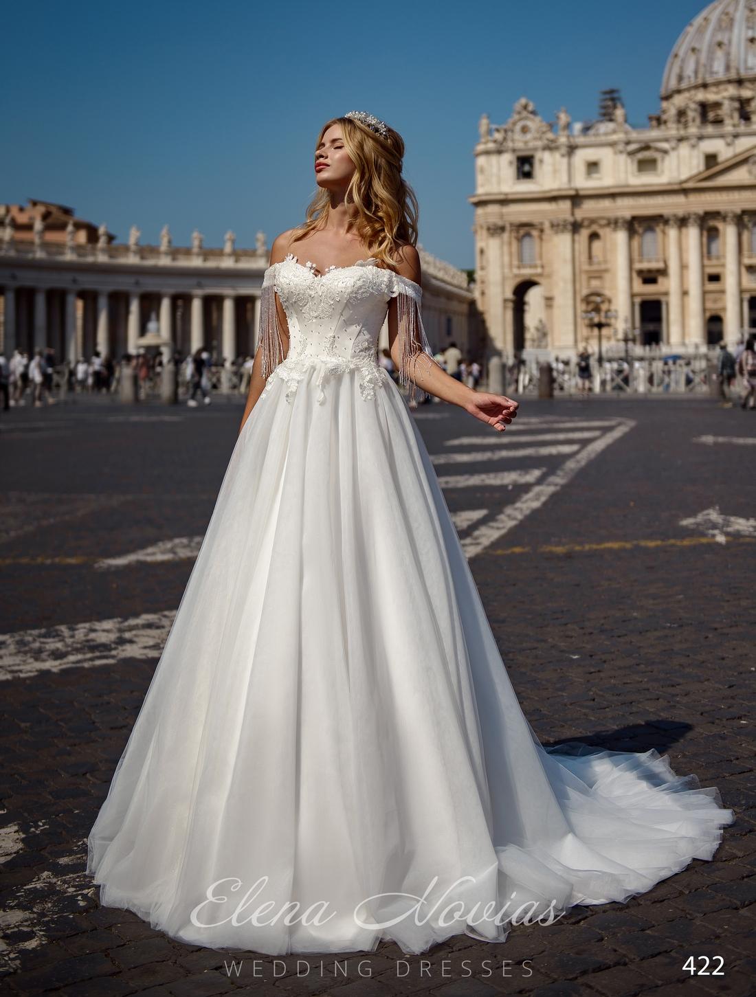 Трендовые свадебные платья оптом