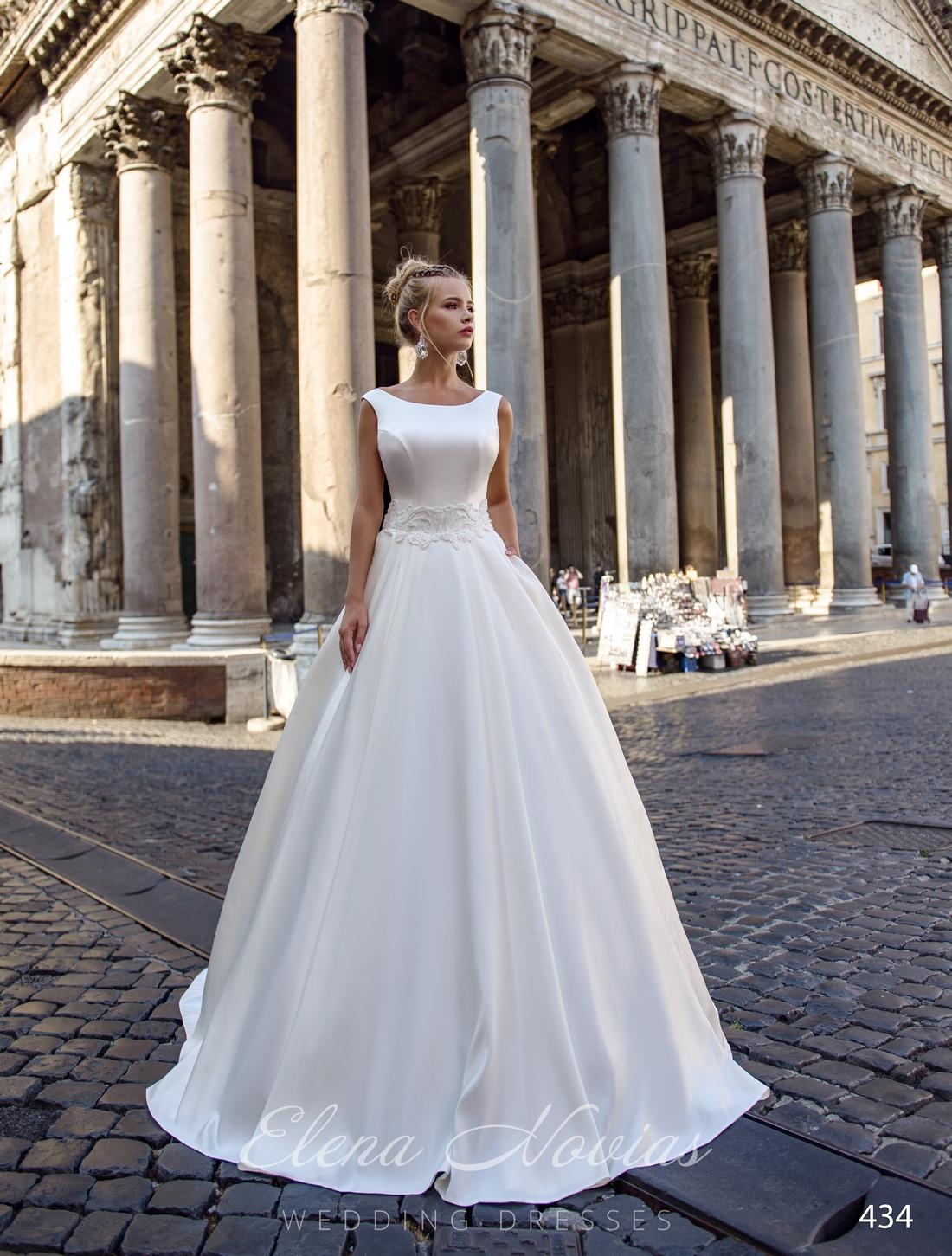 Изысканные свадебные платья оптом