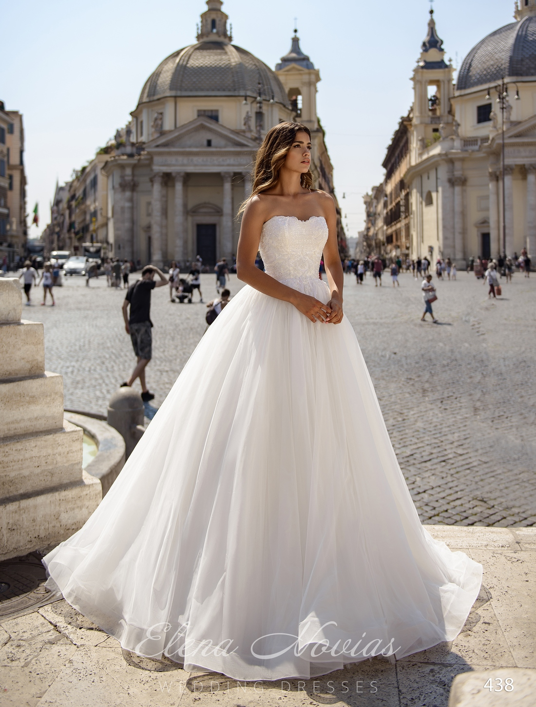 Wedding dress wholesale 438