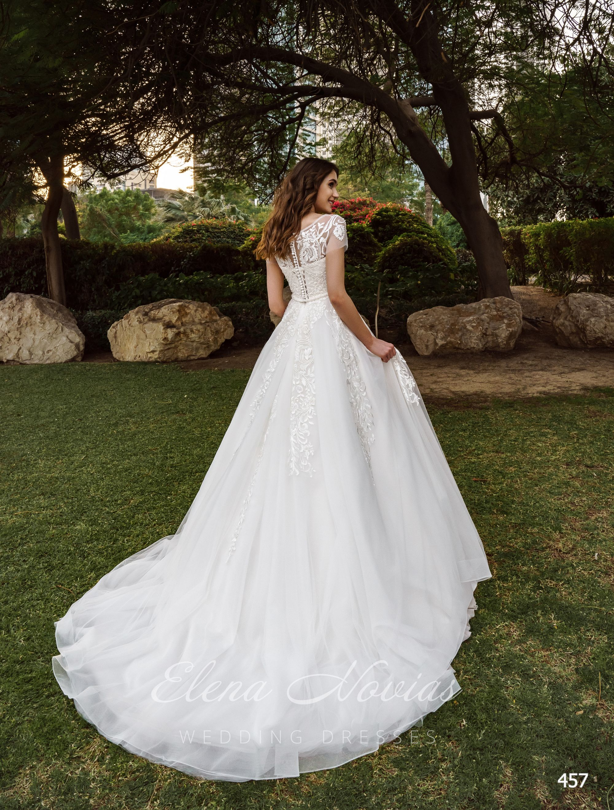 Wedding dresses 457 2