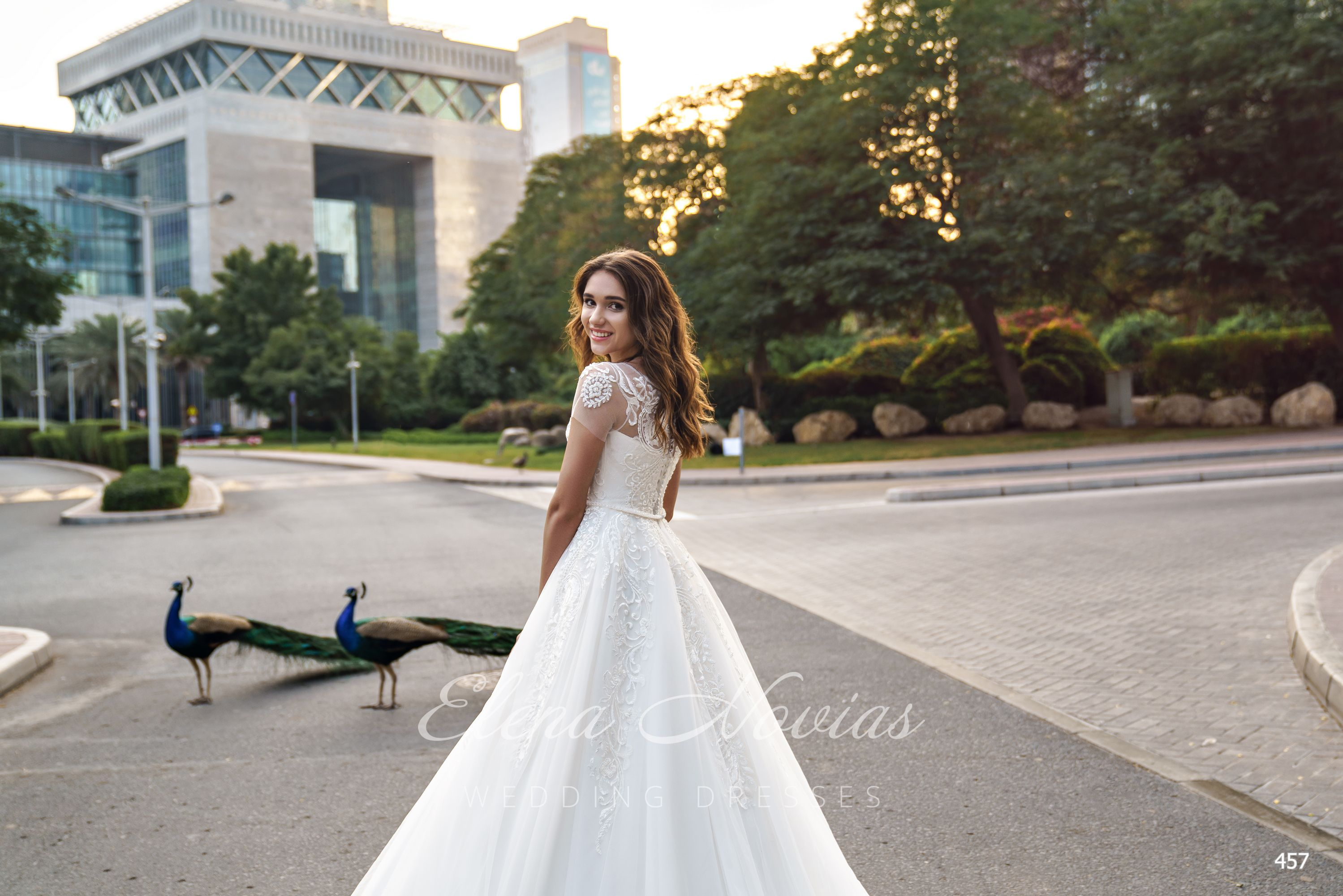 Wedding dresses 457 3